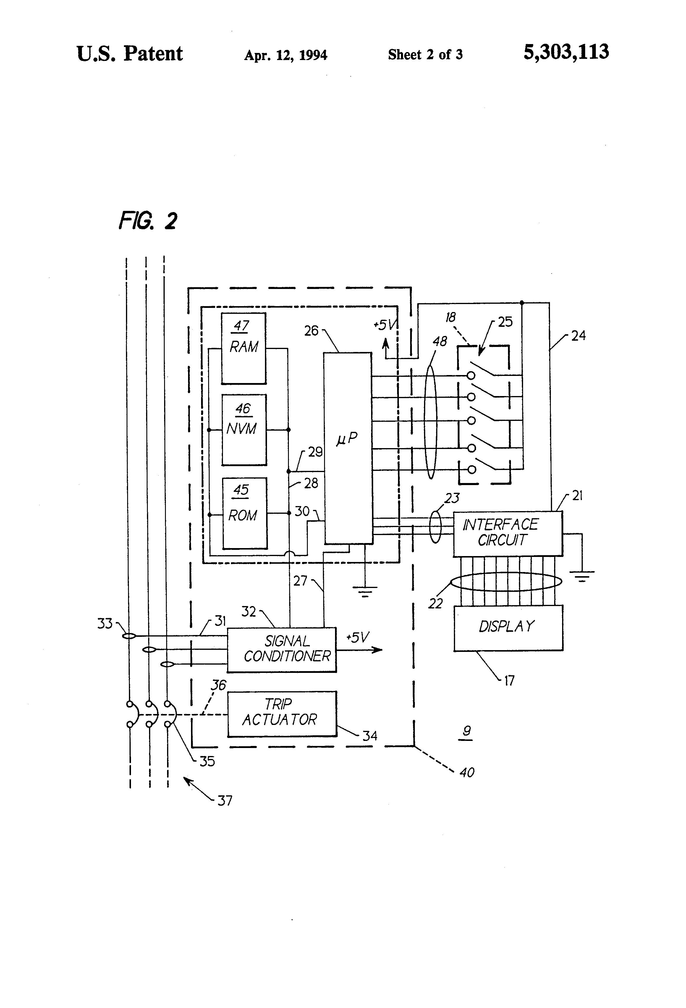 patent us5303113