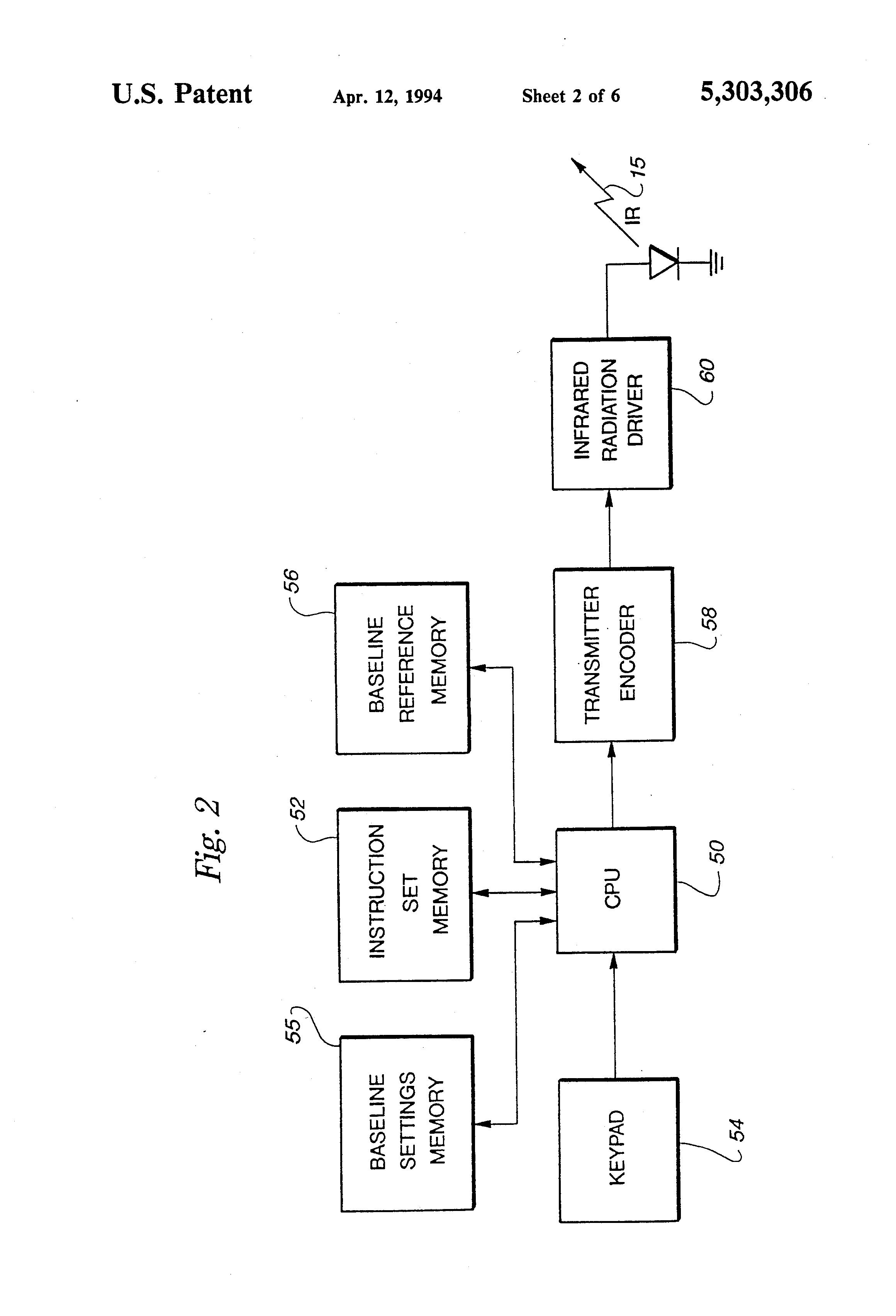 patent us5303306