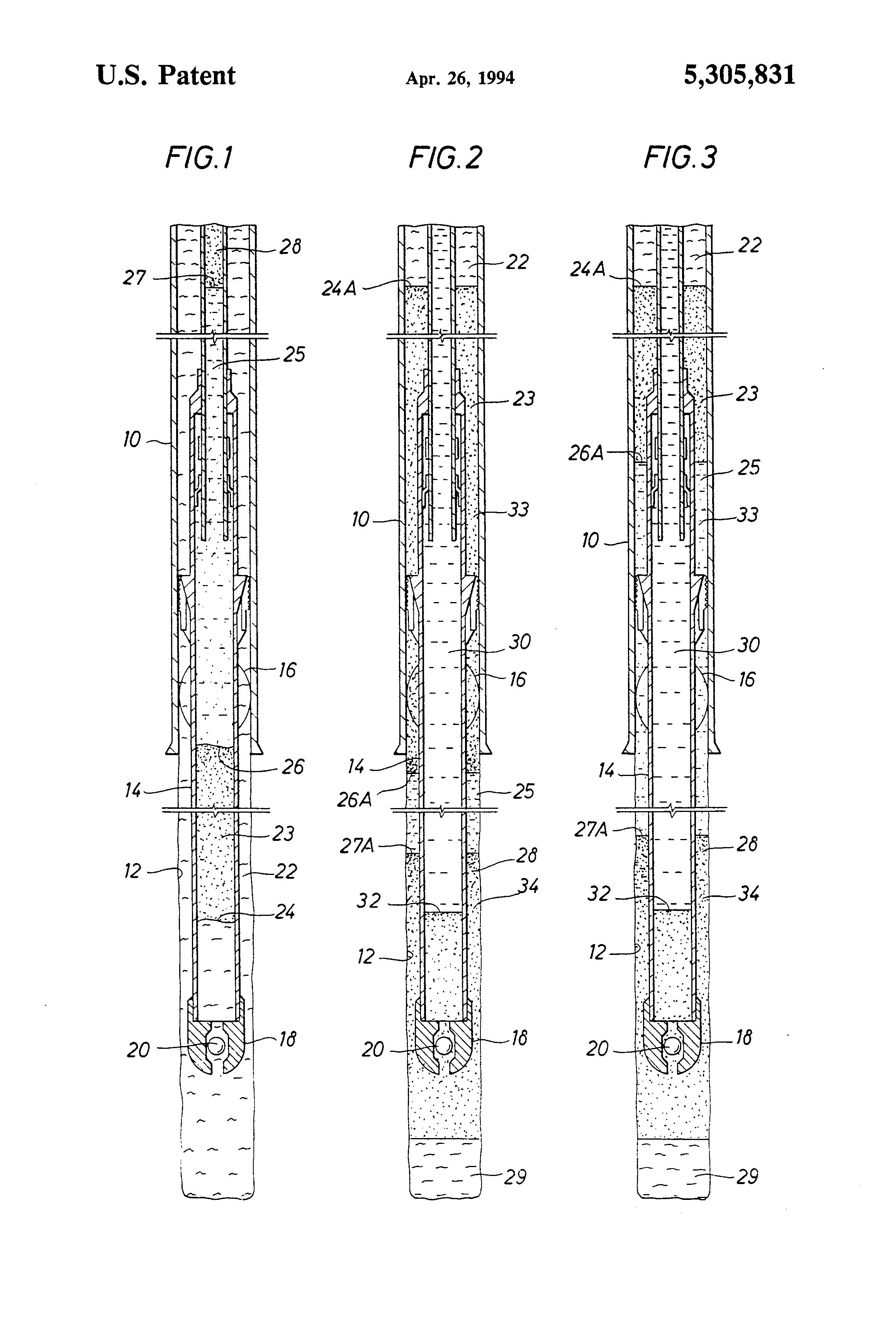 Slag Cement Density : Patent us blast furnace slag transition fluid