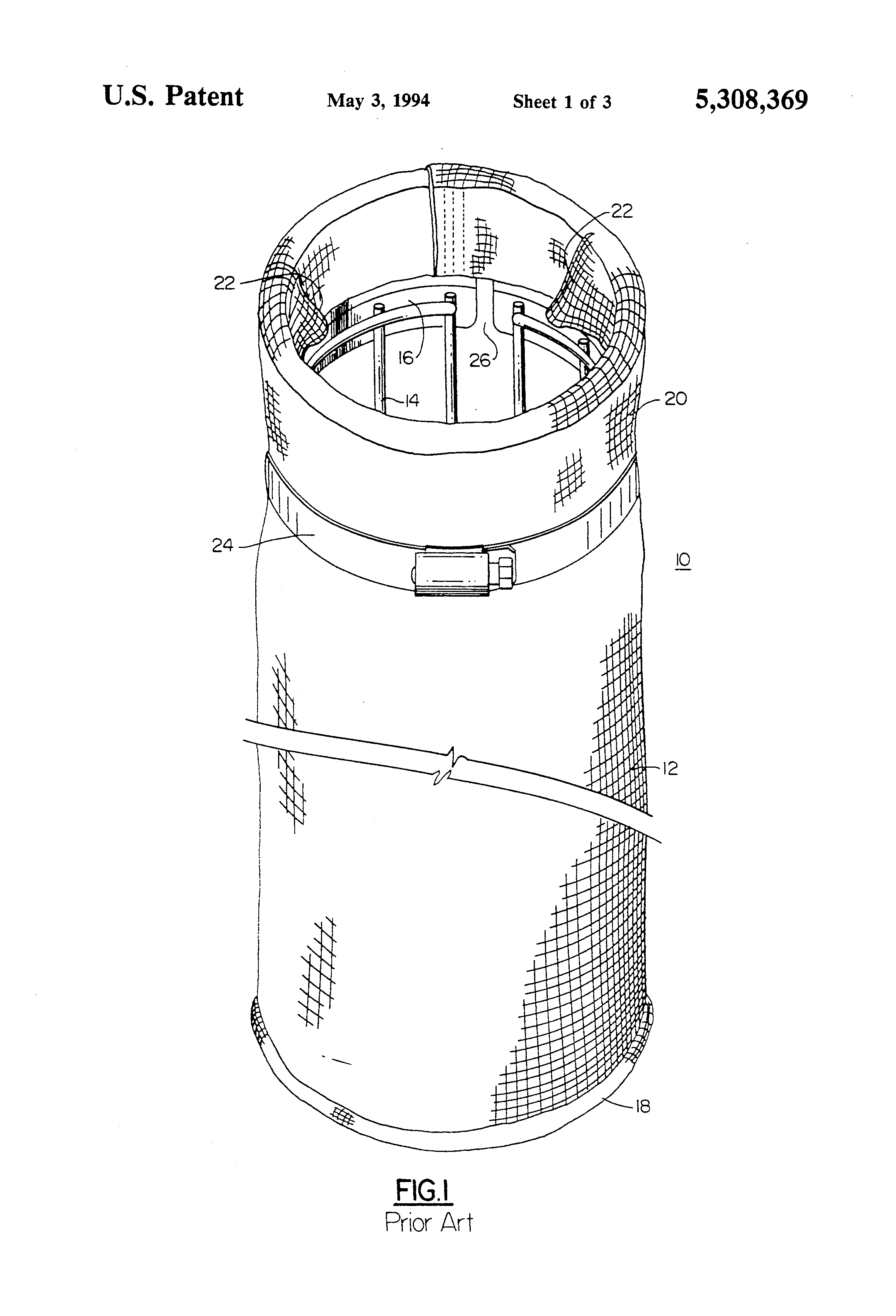patent us5308369