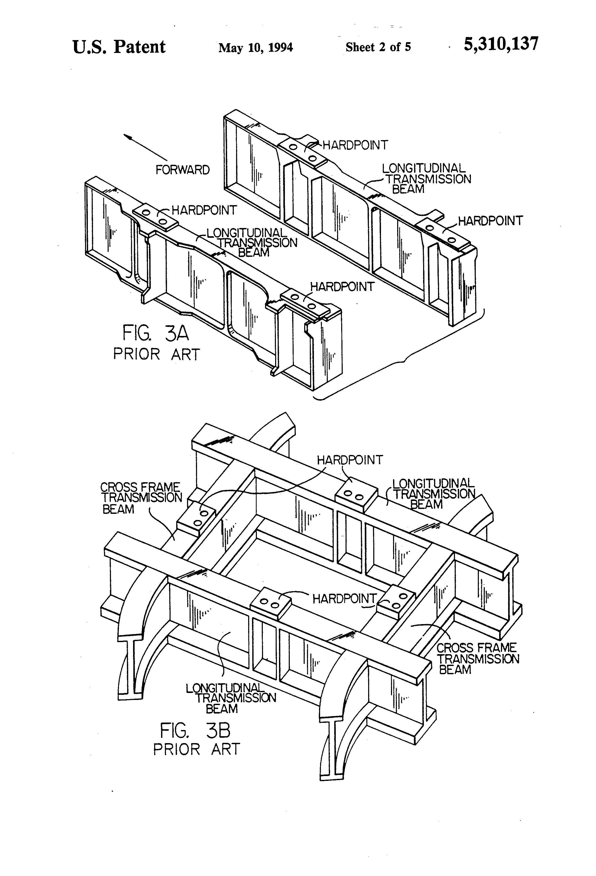 patent us5310137