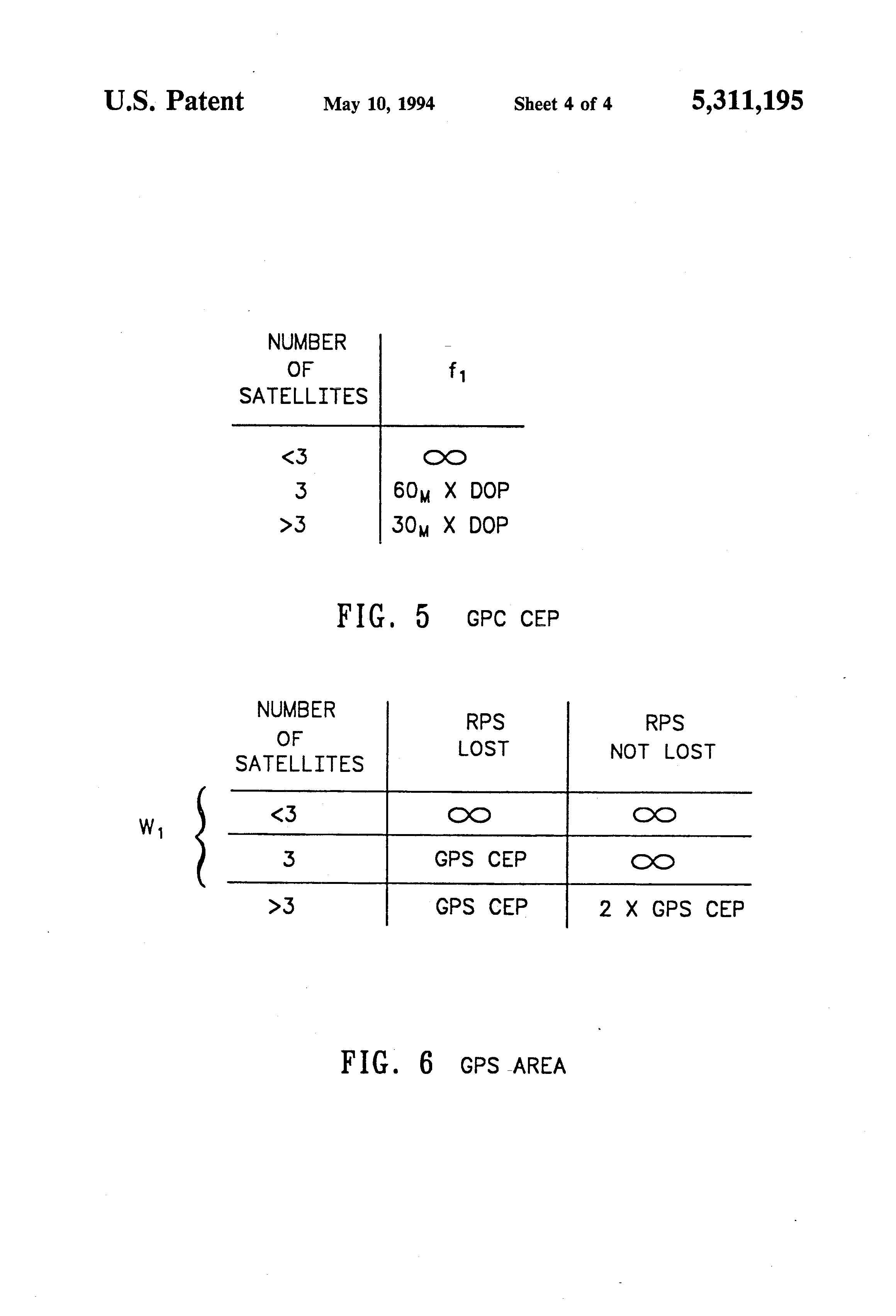 Patent Us5311195 Combined Relative And Absolute Positioning Method Zero Crossing Detector Using Ic 311 Drawing