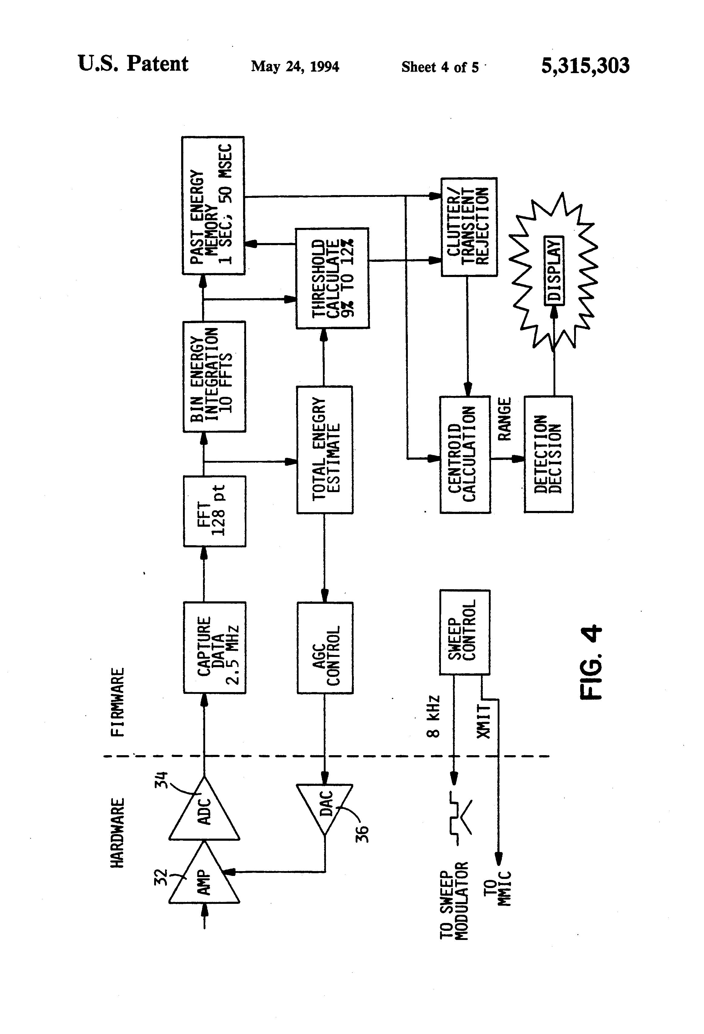 patent us5315303