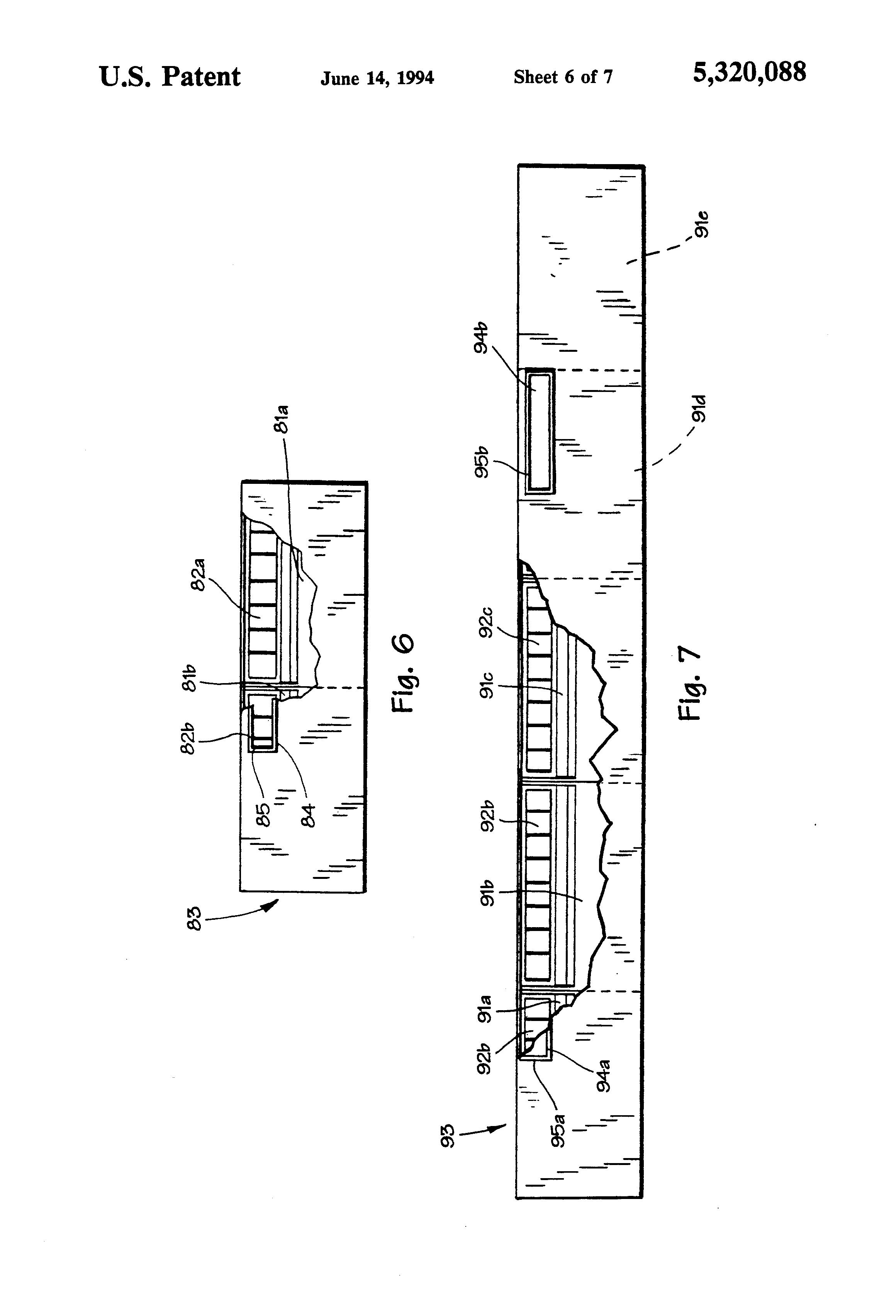 patent us5320088