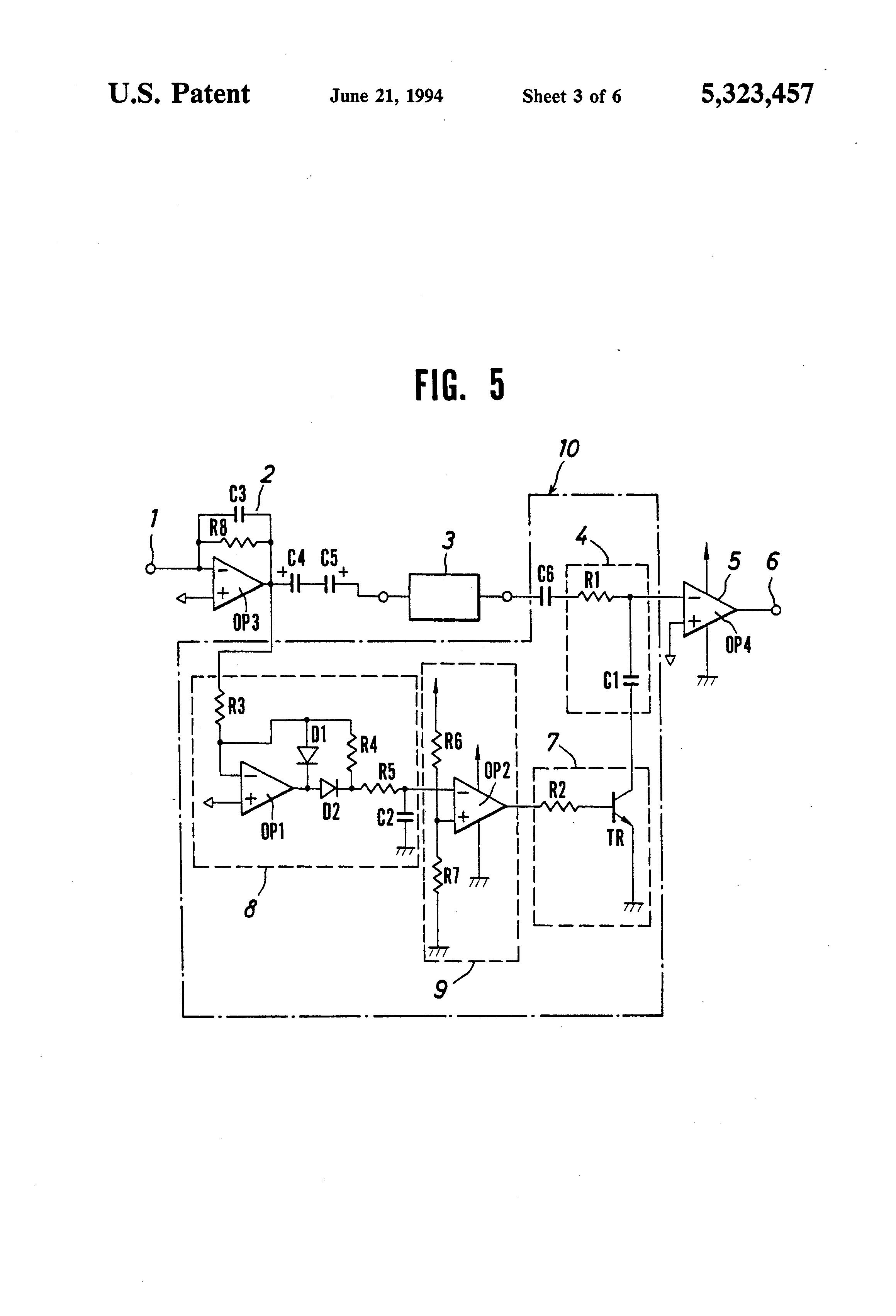 patent us5323457