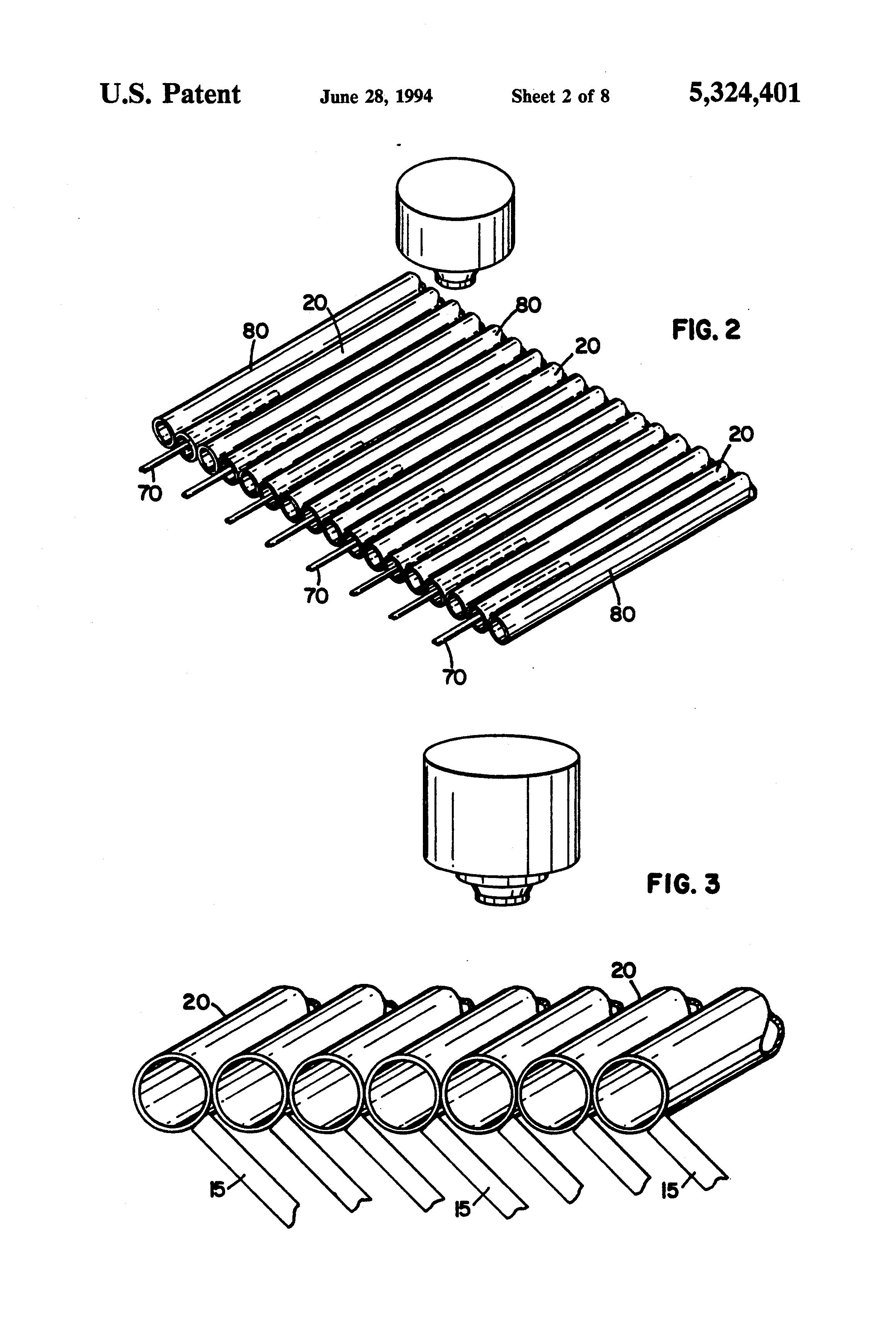 patent us5324401