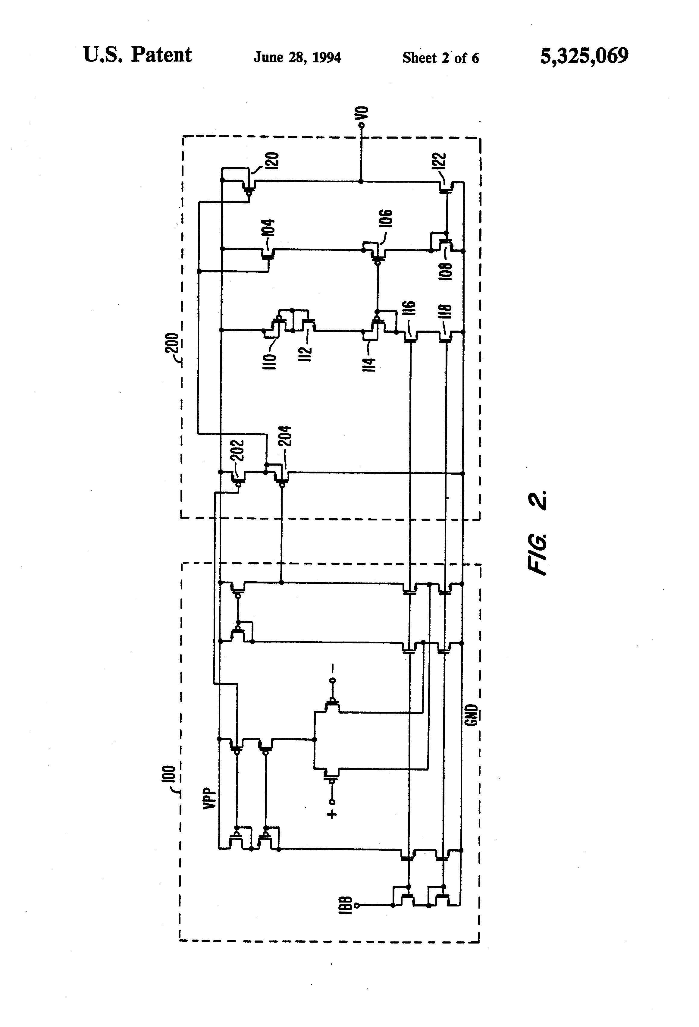 patent us5325069