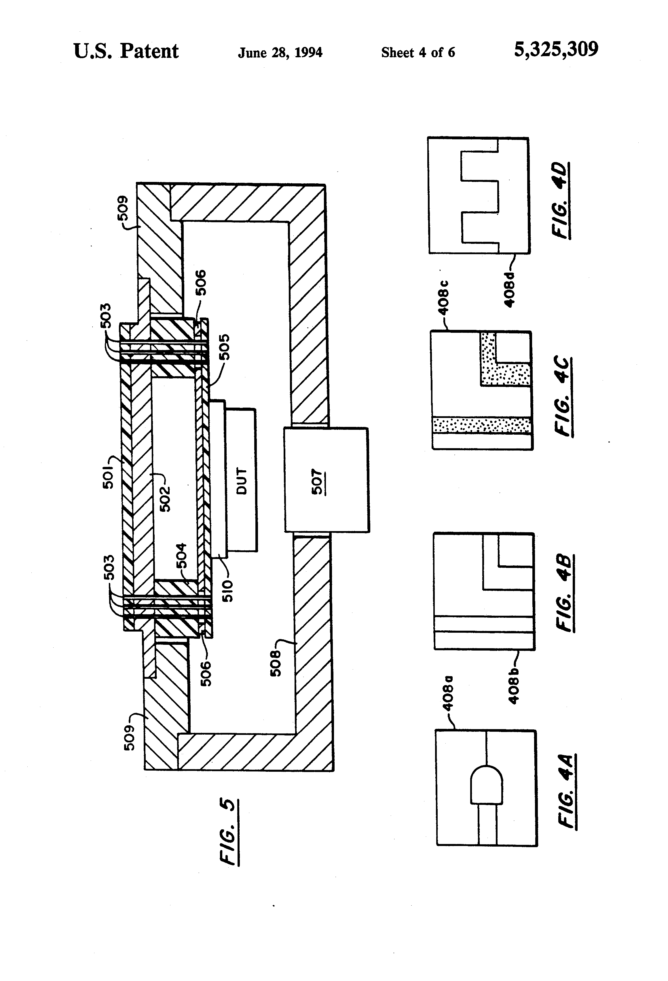 Integrated Logic Probe Circuit Wiring Diagram Master Blogs Schematic Patent Us5325309 Method And Apparatus For Tutorial