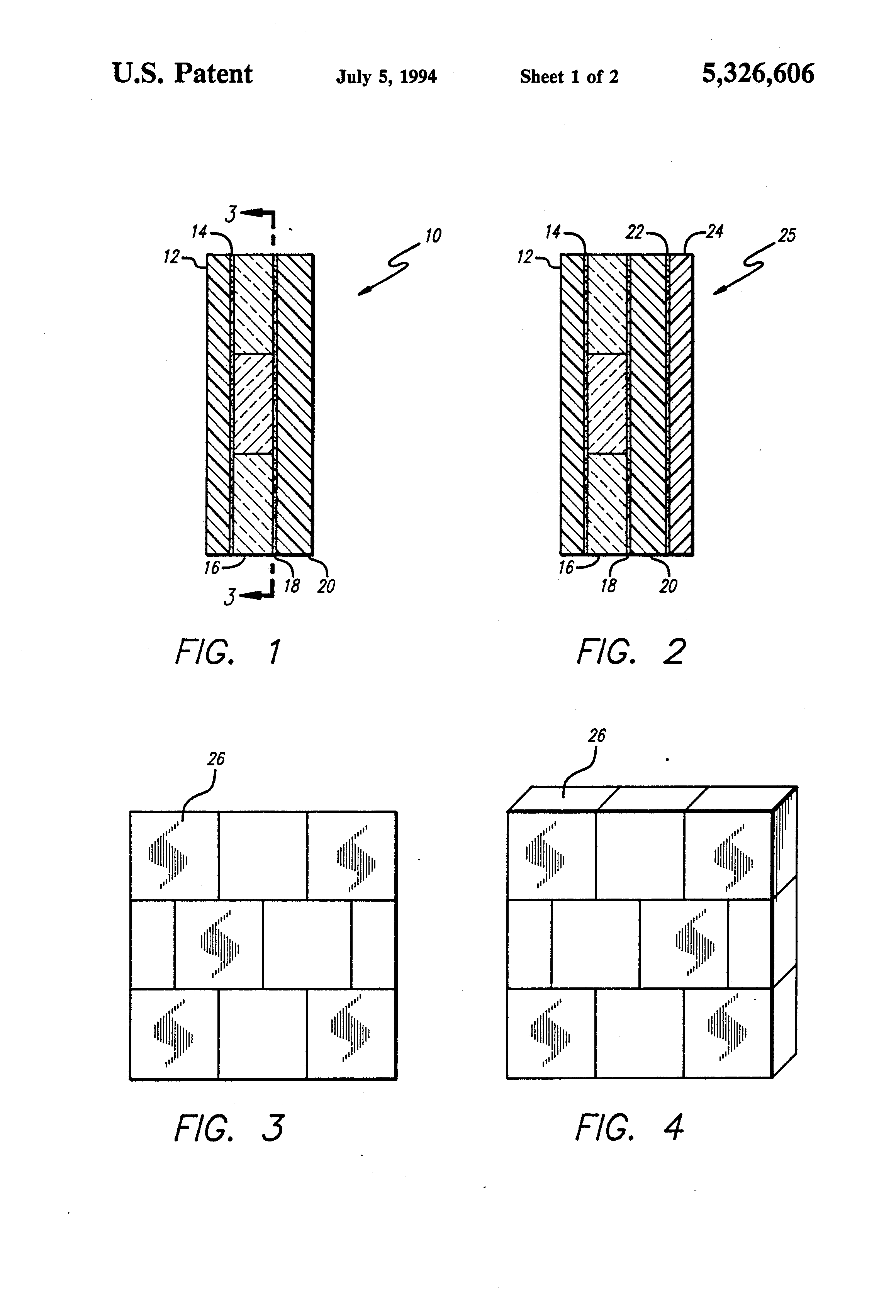 First Patent For Bullet Proof Glass