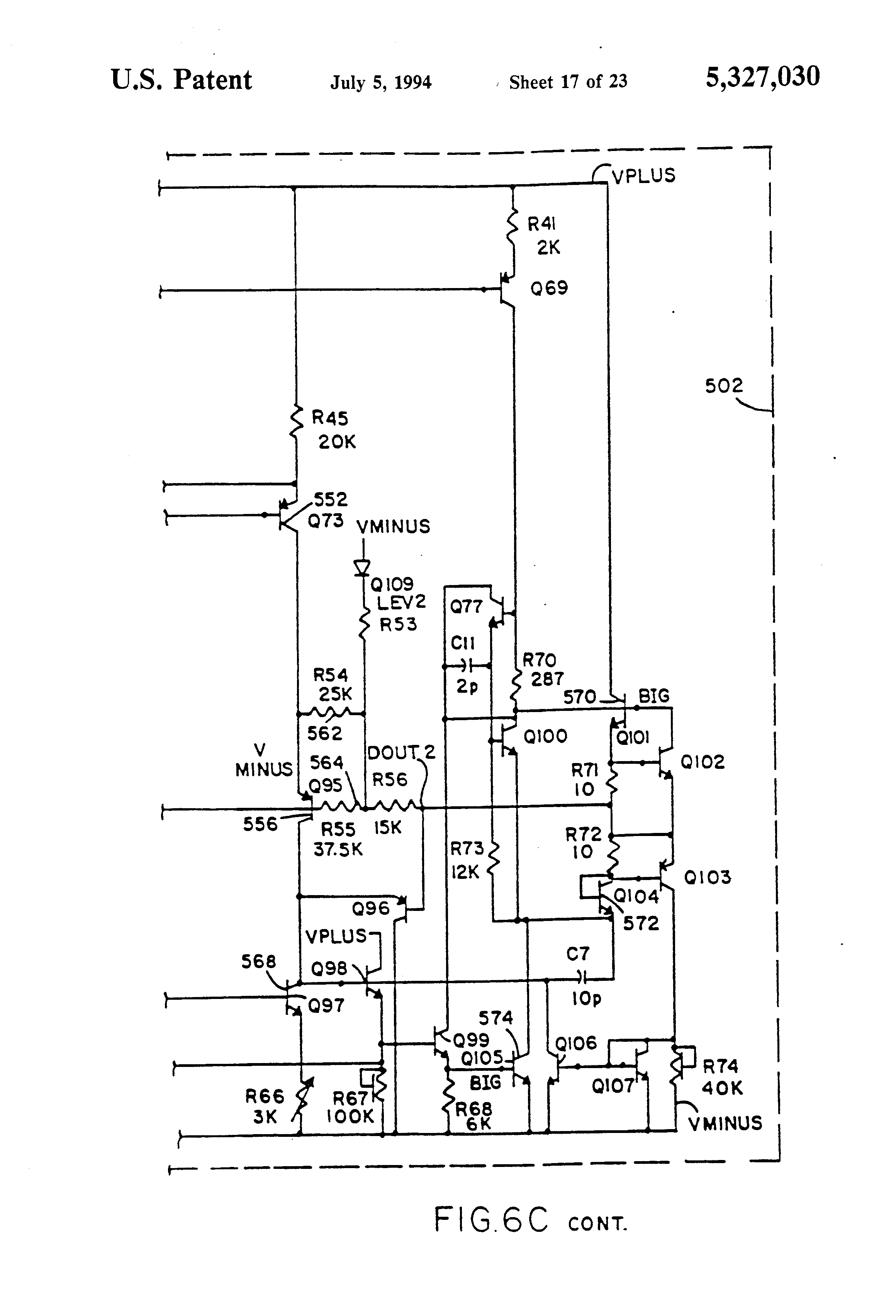 patent us5327030 decoder and monolithic integrated circuit incorporating same patents