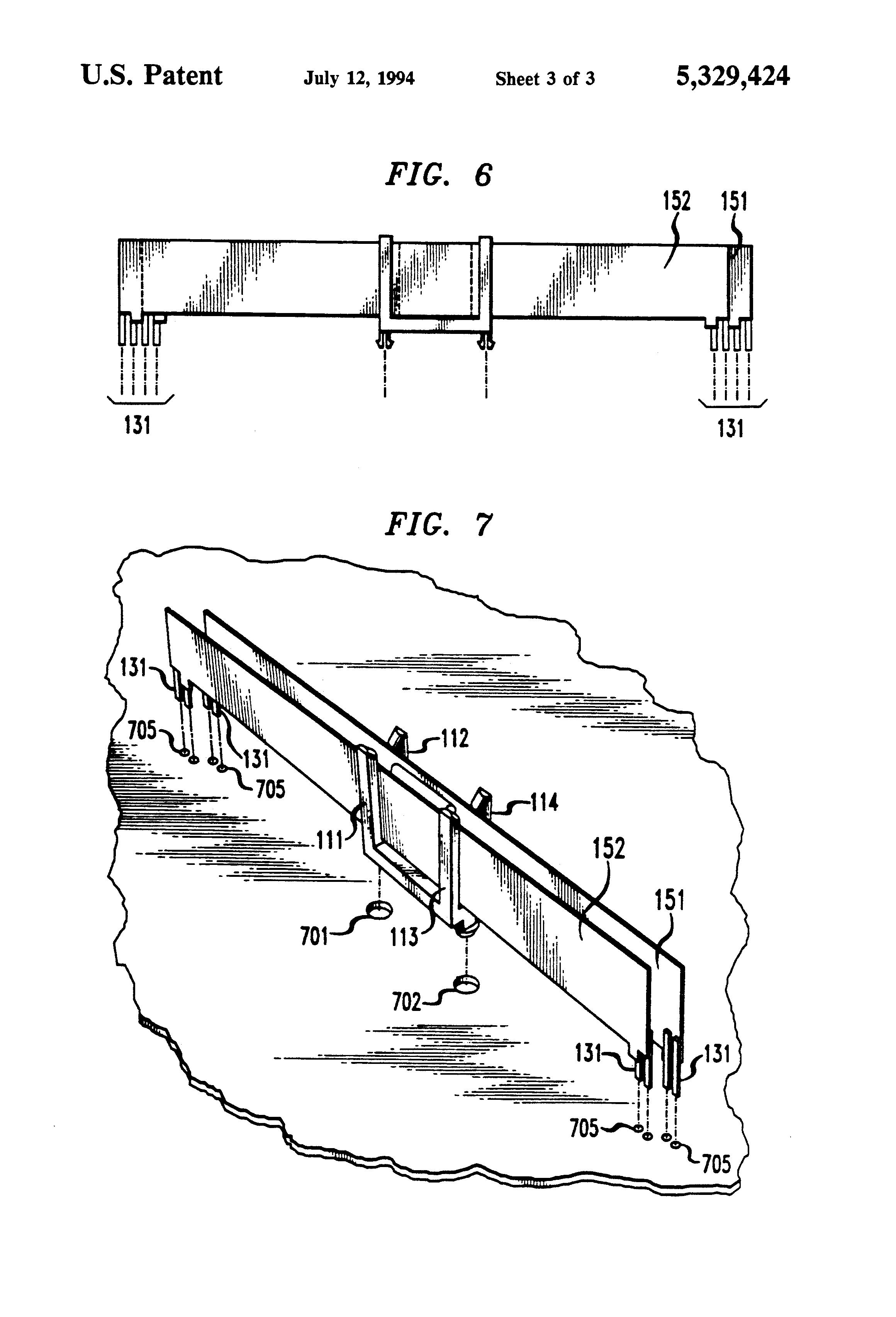 patent us5329424