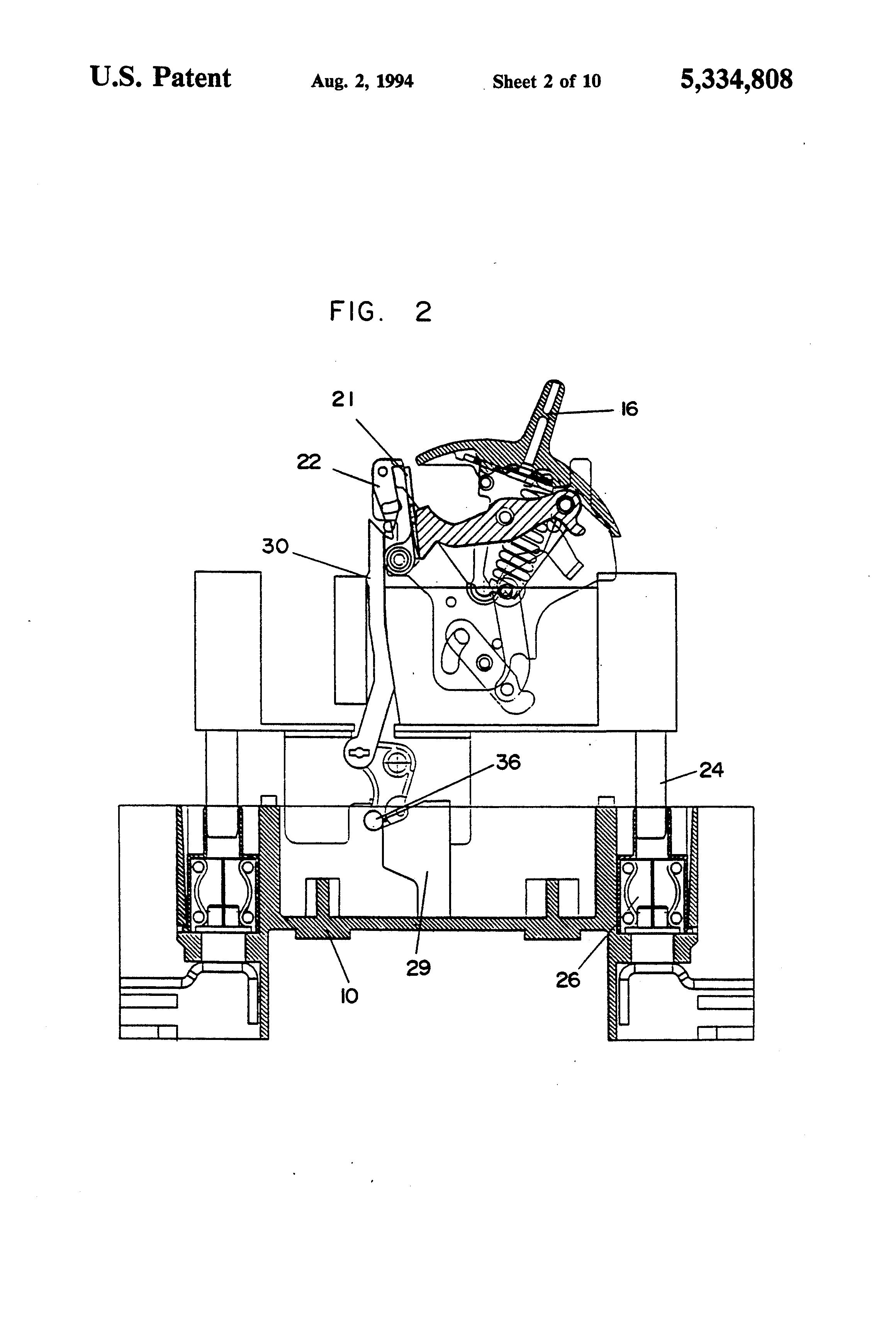 patent us5334808