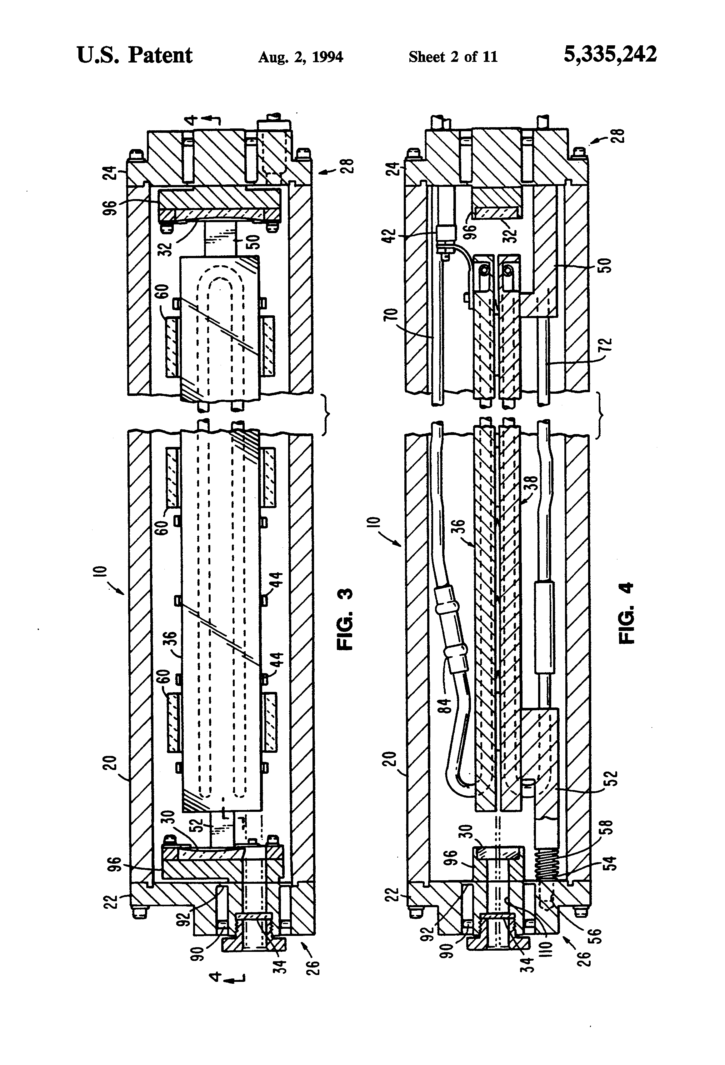 patent us5335242