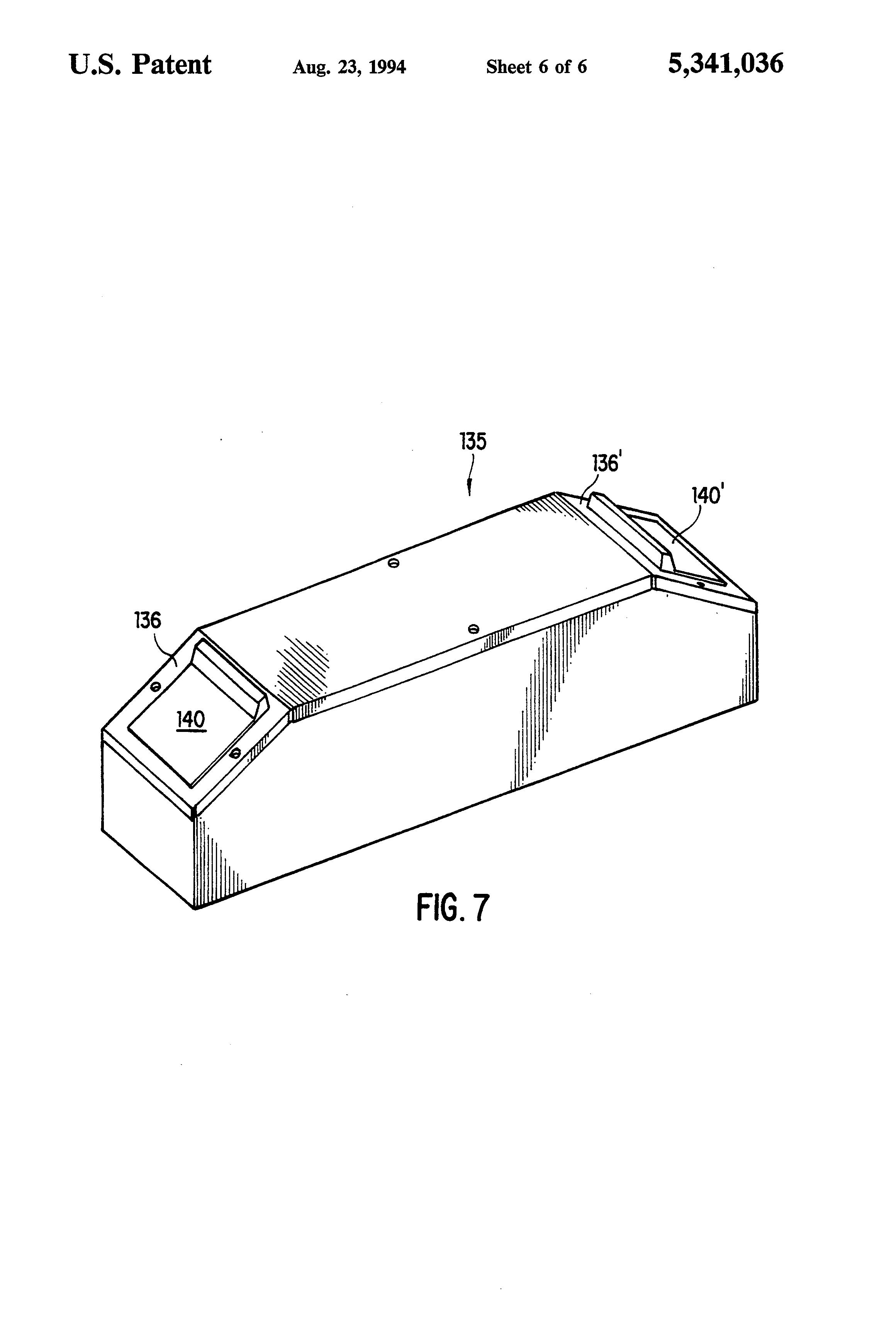 patent us5341036