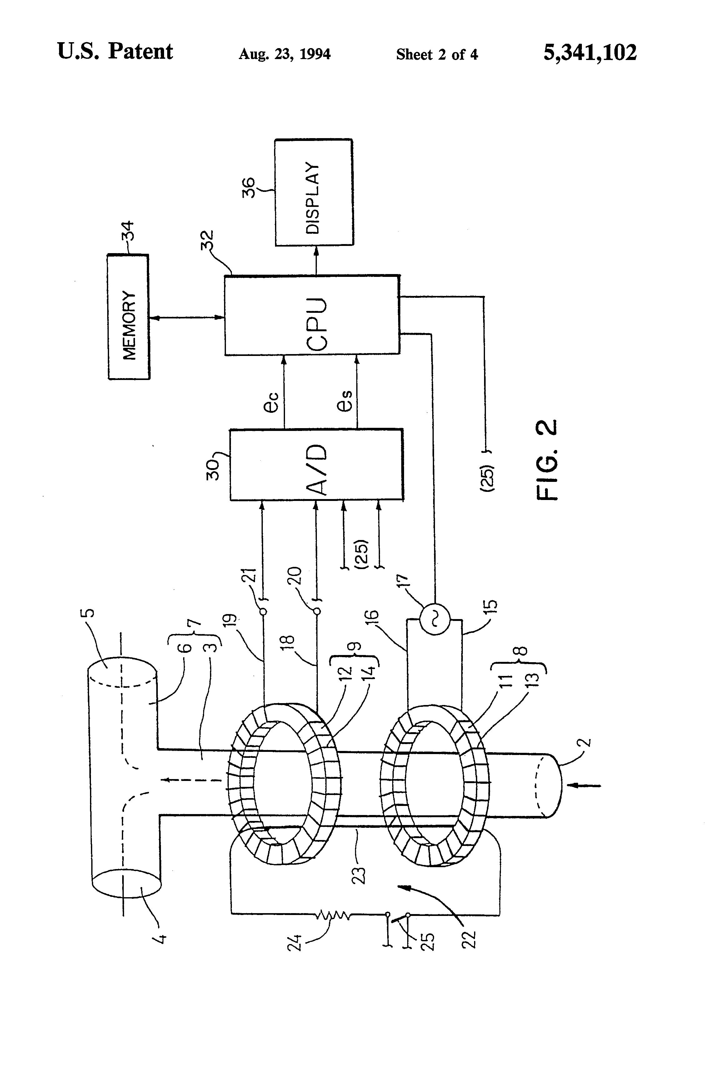 patent us5341102