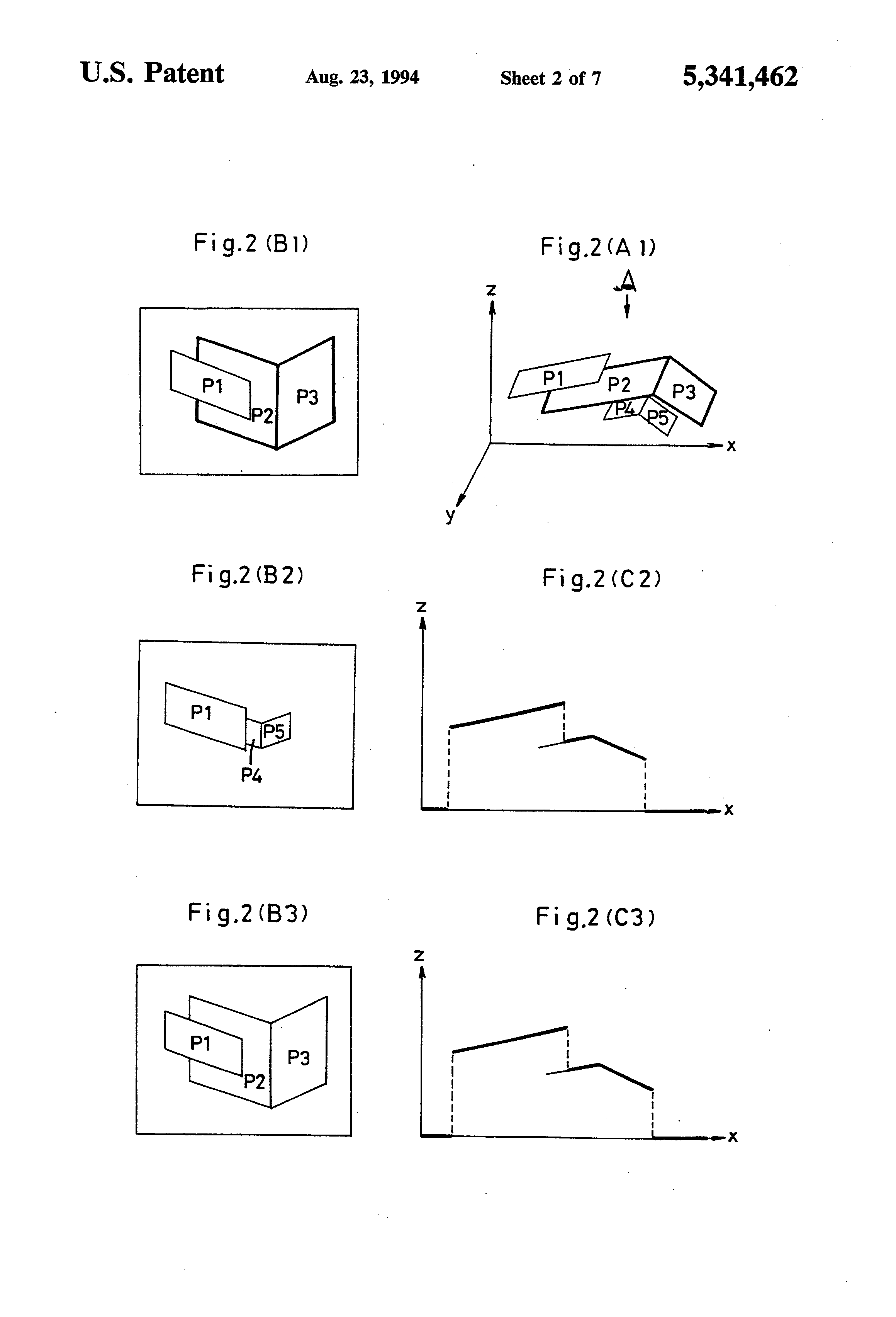 Line Drawing Method : Patent us figure drawing method and apparatus for