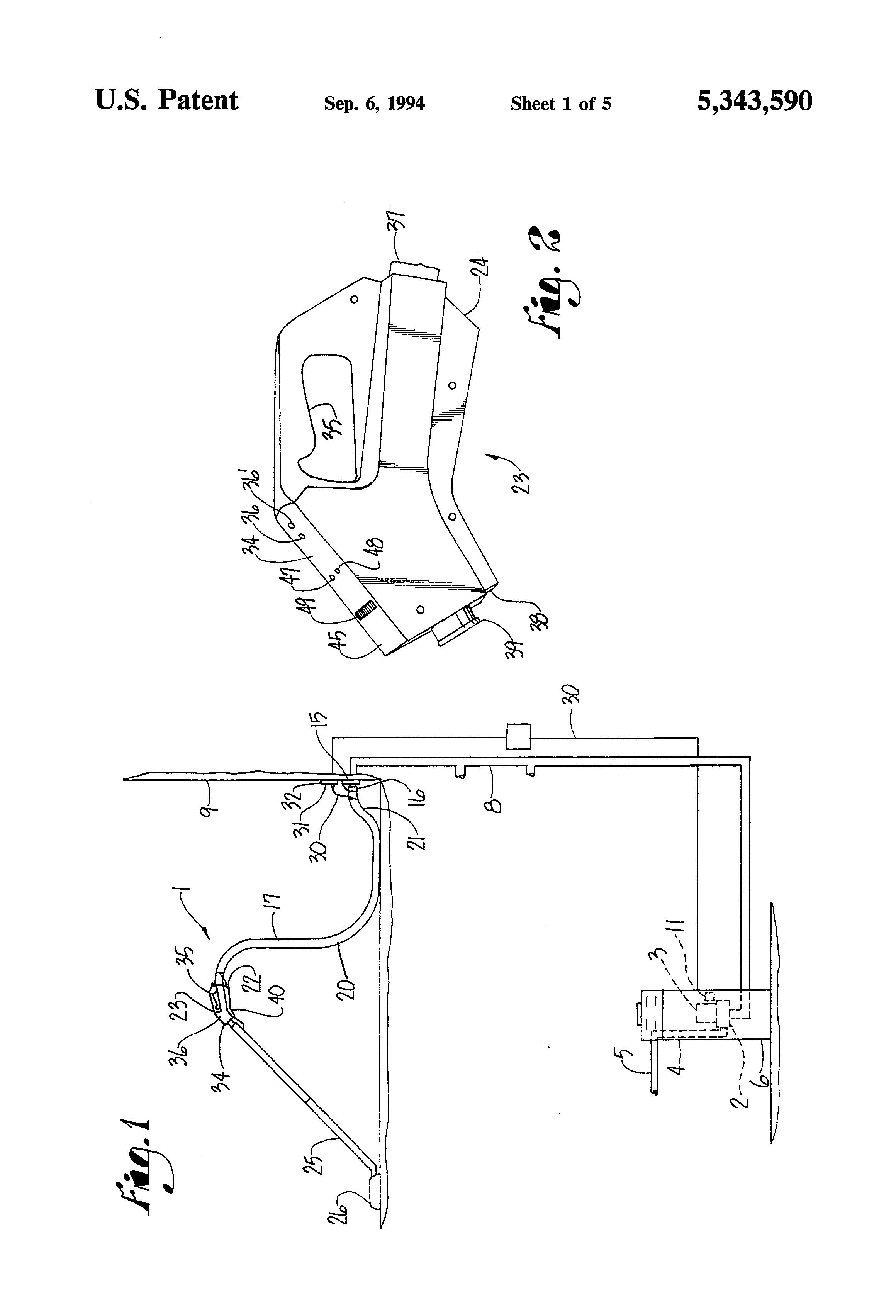 patent us5343590