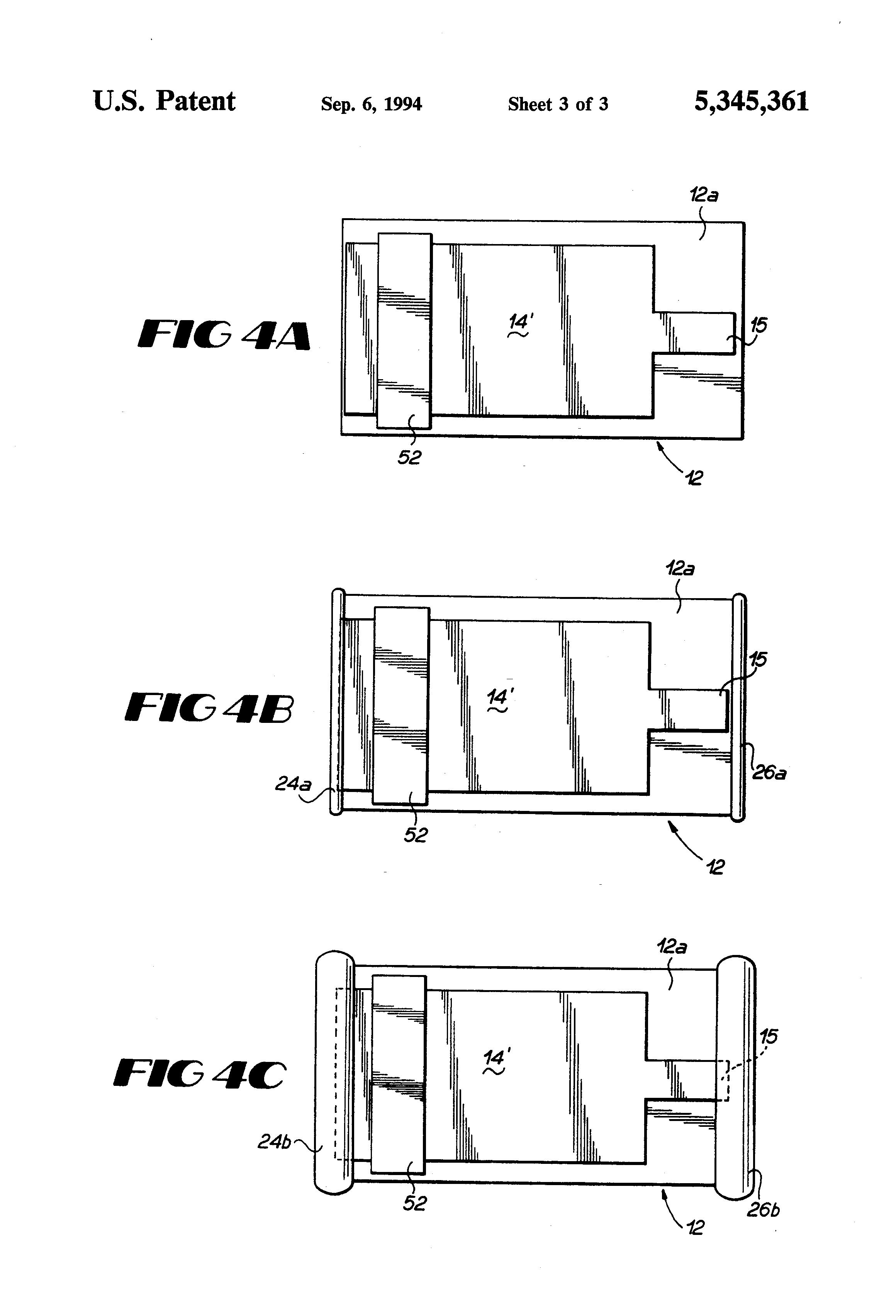 patent us5345361