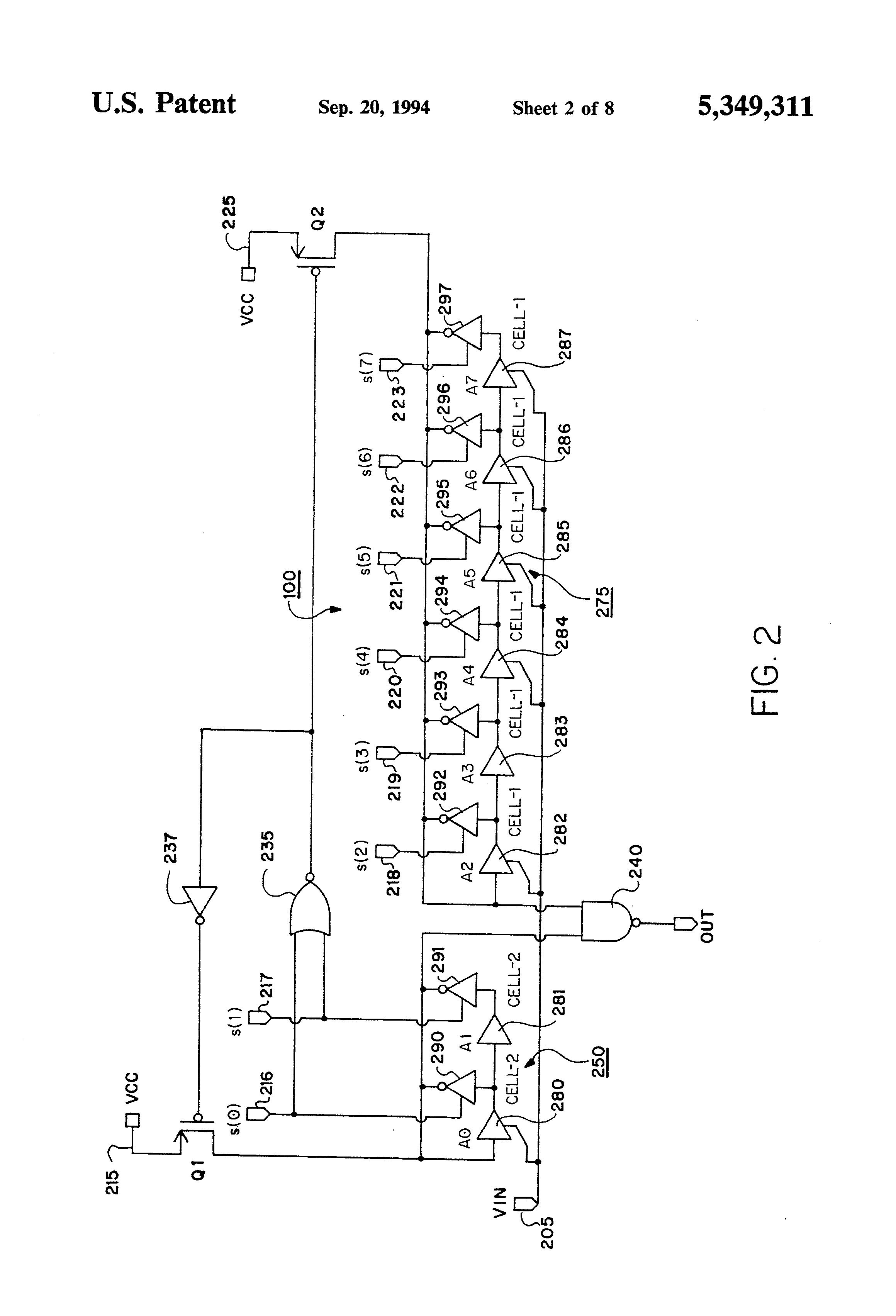 patent us5349311
