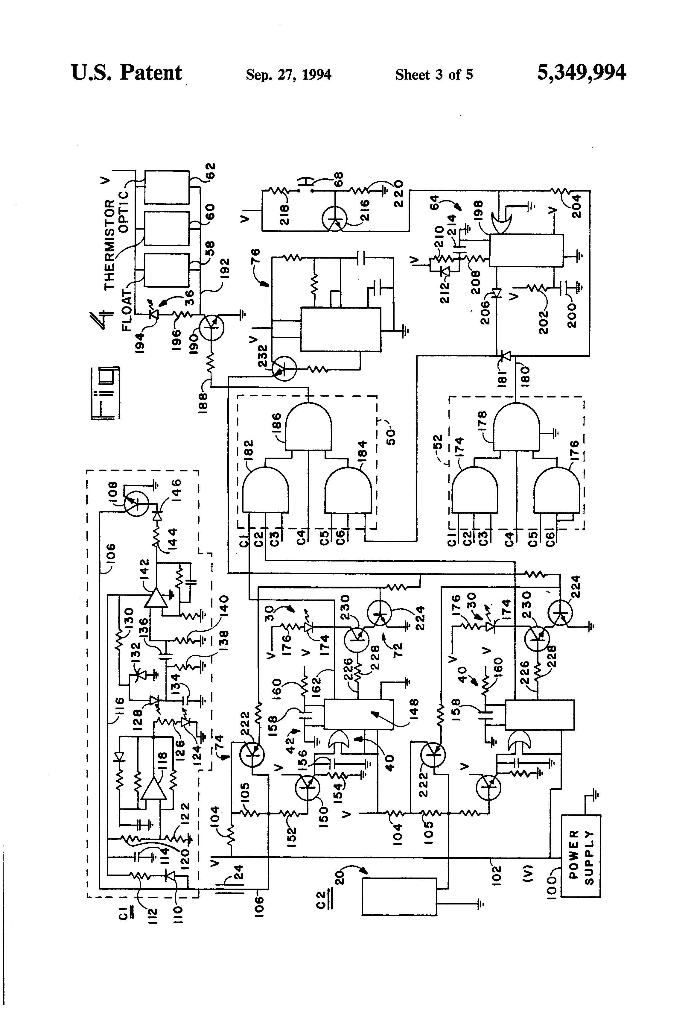 US5349994 3 patent us5349994 control system for filling tanks with liquids scully system wire diagram at bayanpartner.co