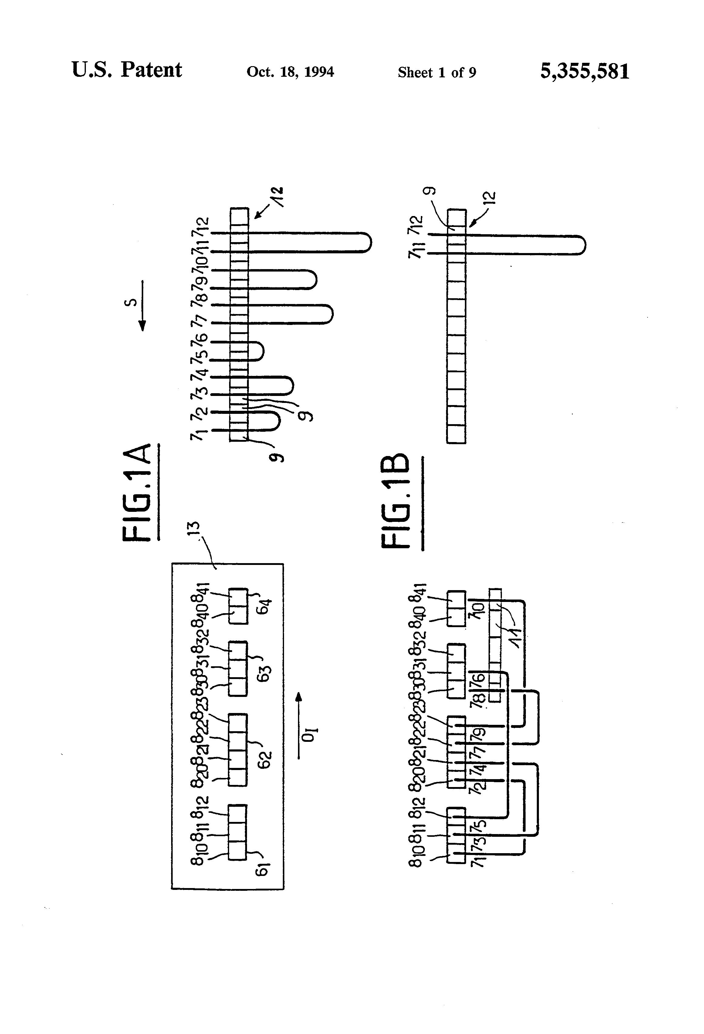 patent us5355581