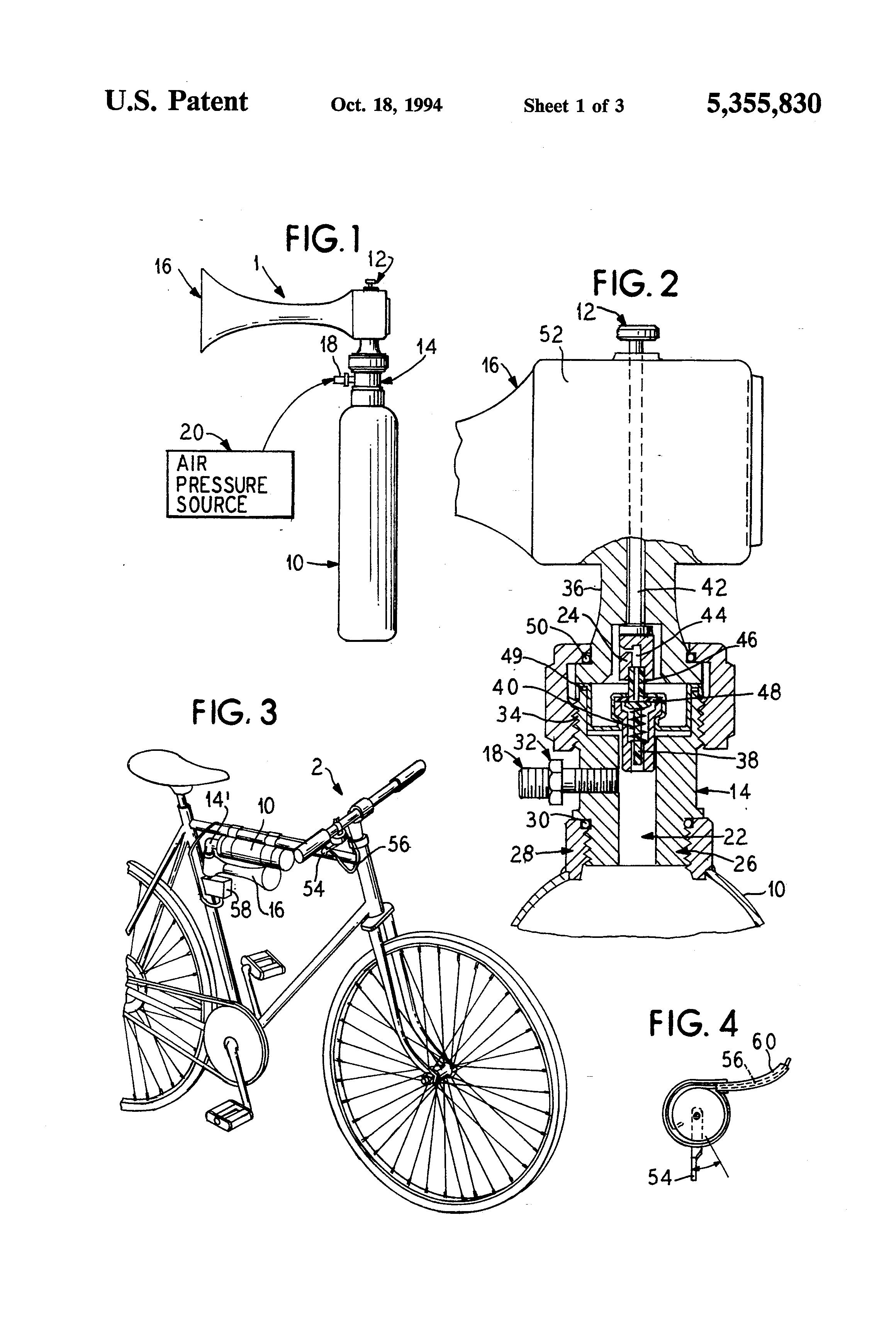 patent us5355830