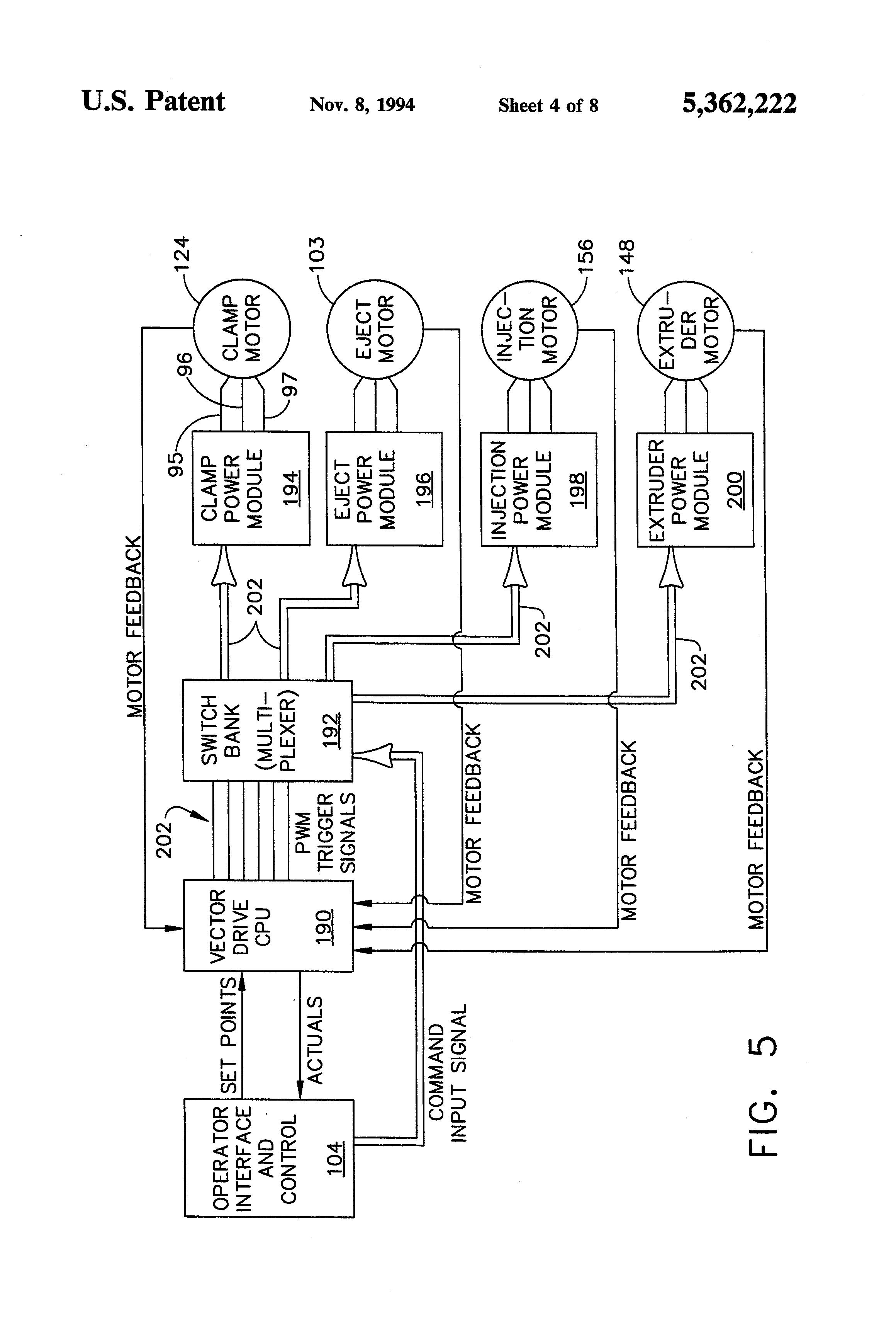 patent us5362222