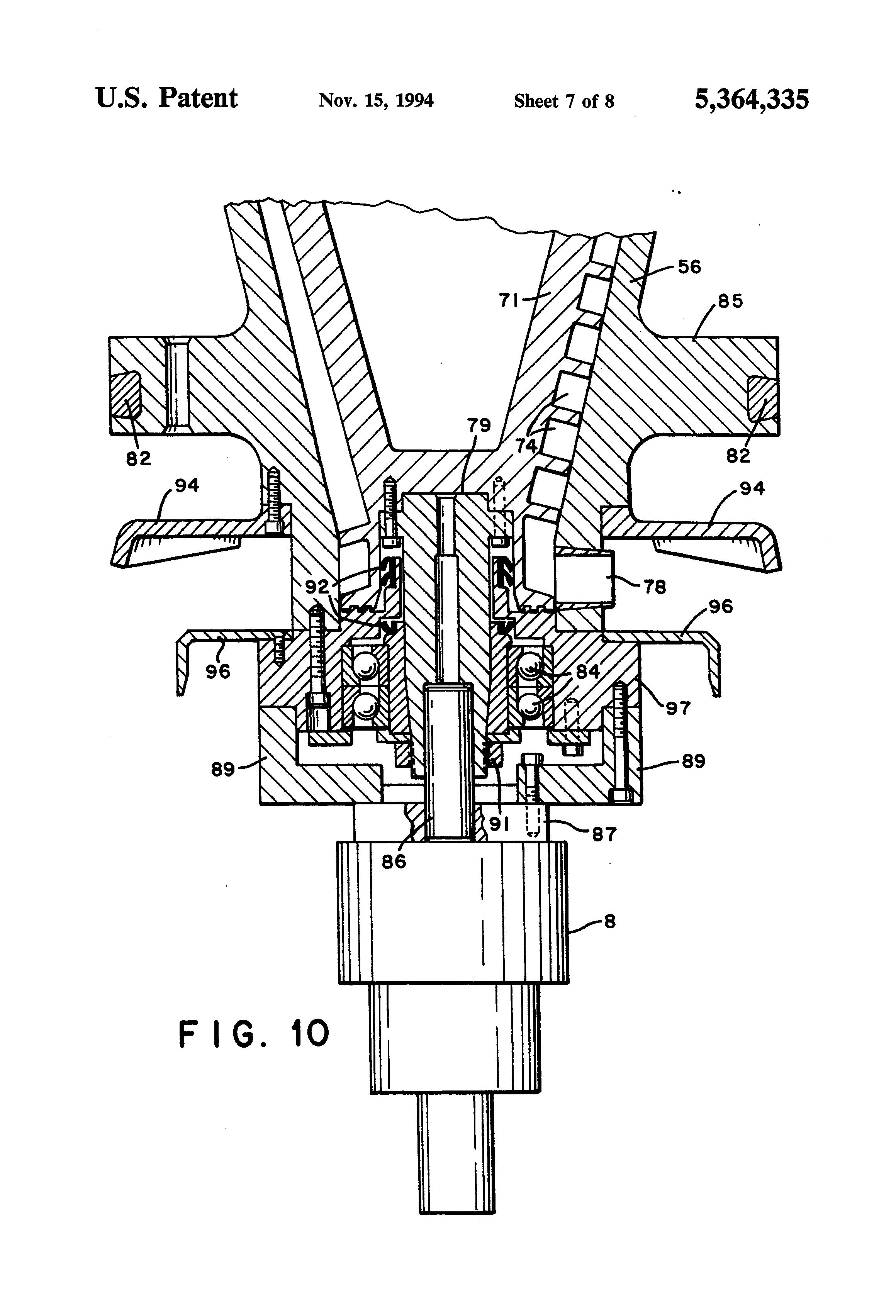 US5364335 7 patent us5364335 disc decanter centrifuge google patents  at reclaimingppi.co