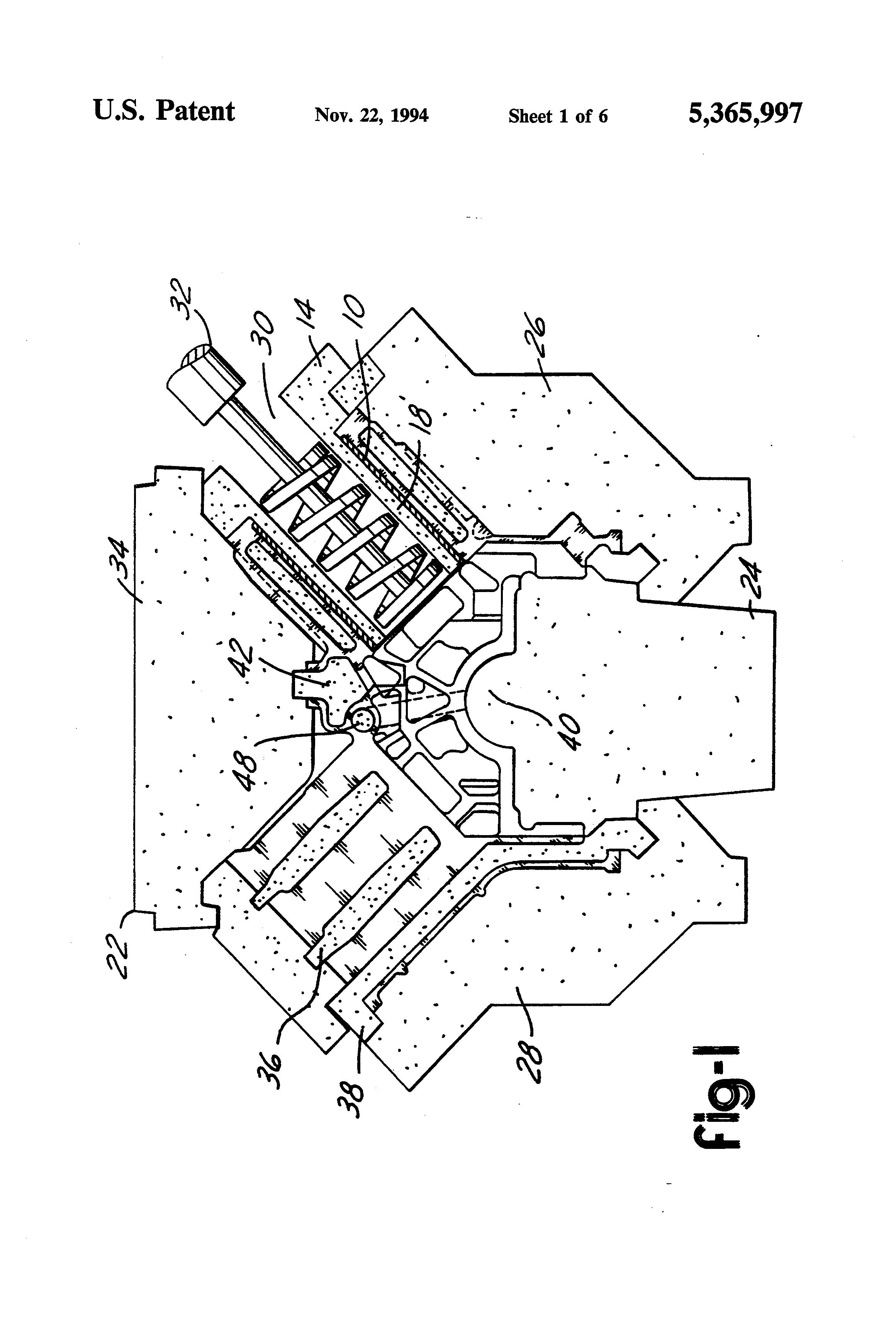 patent us5365997