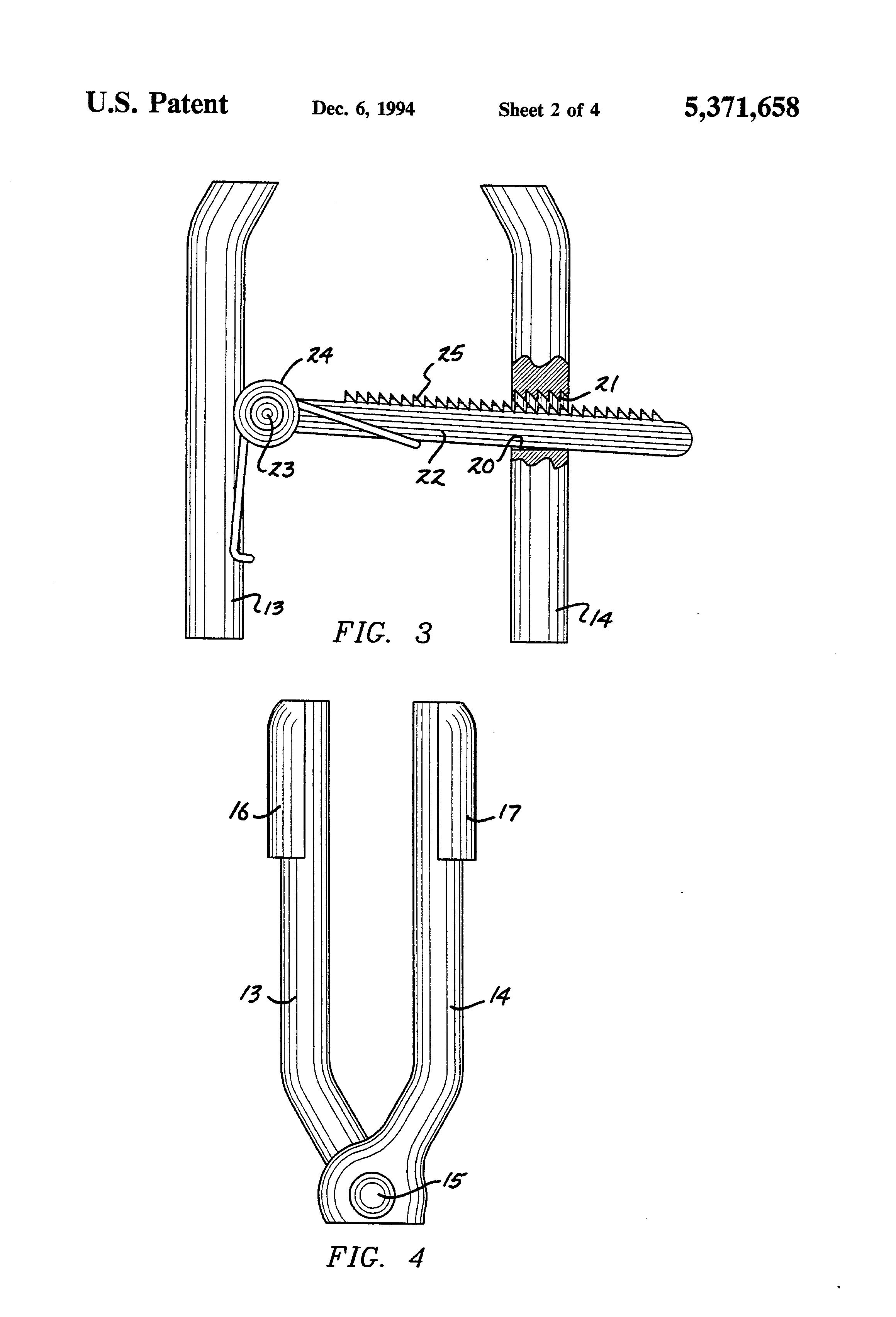 patent us5371658 broken light bulb base removal tool. Black Bedroom Furniture Sets. Home Design Ideas