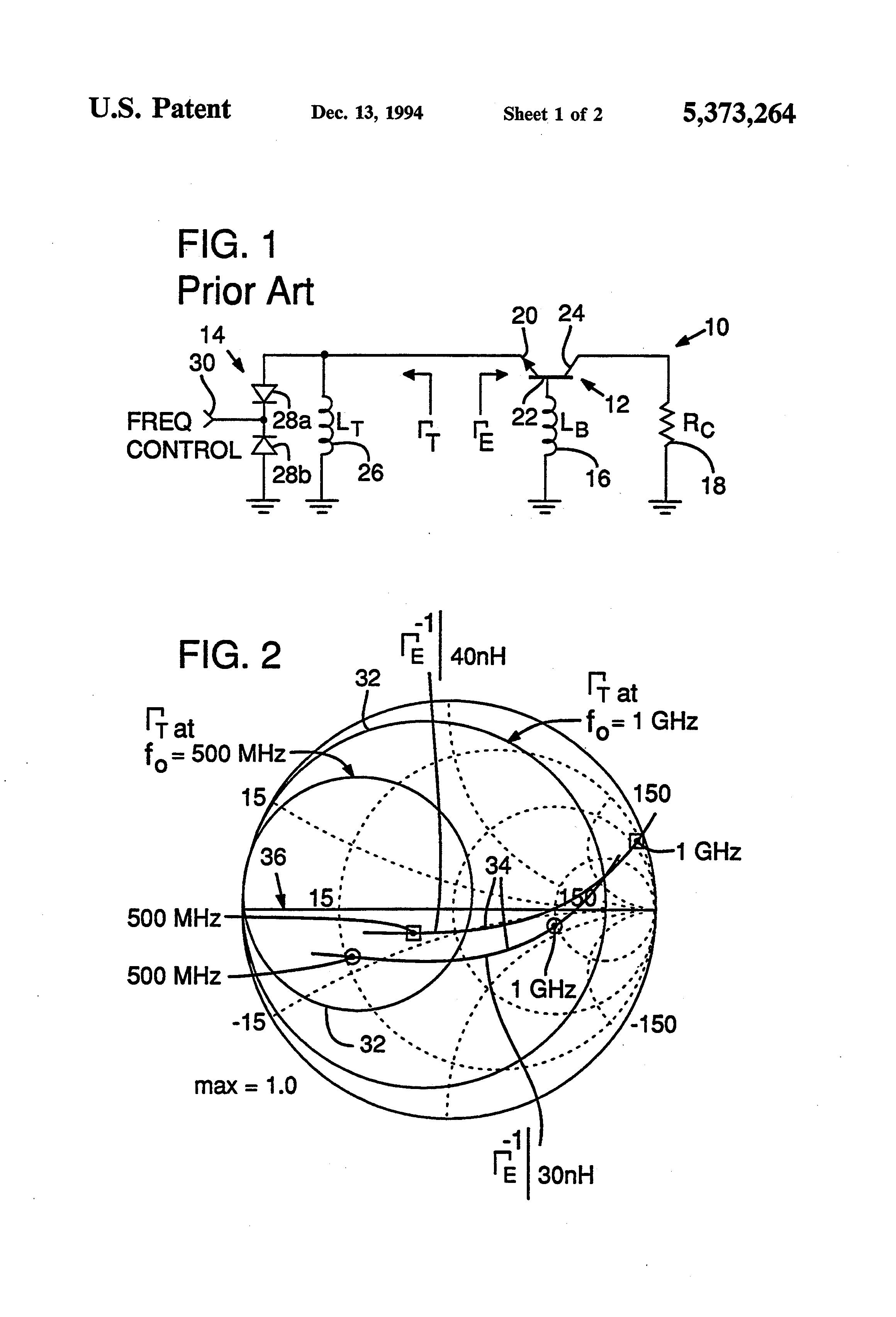 patent us5373264