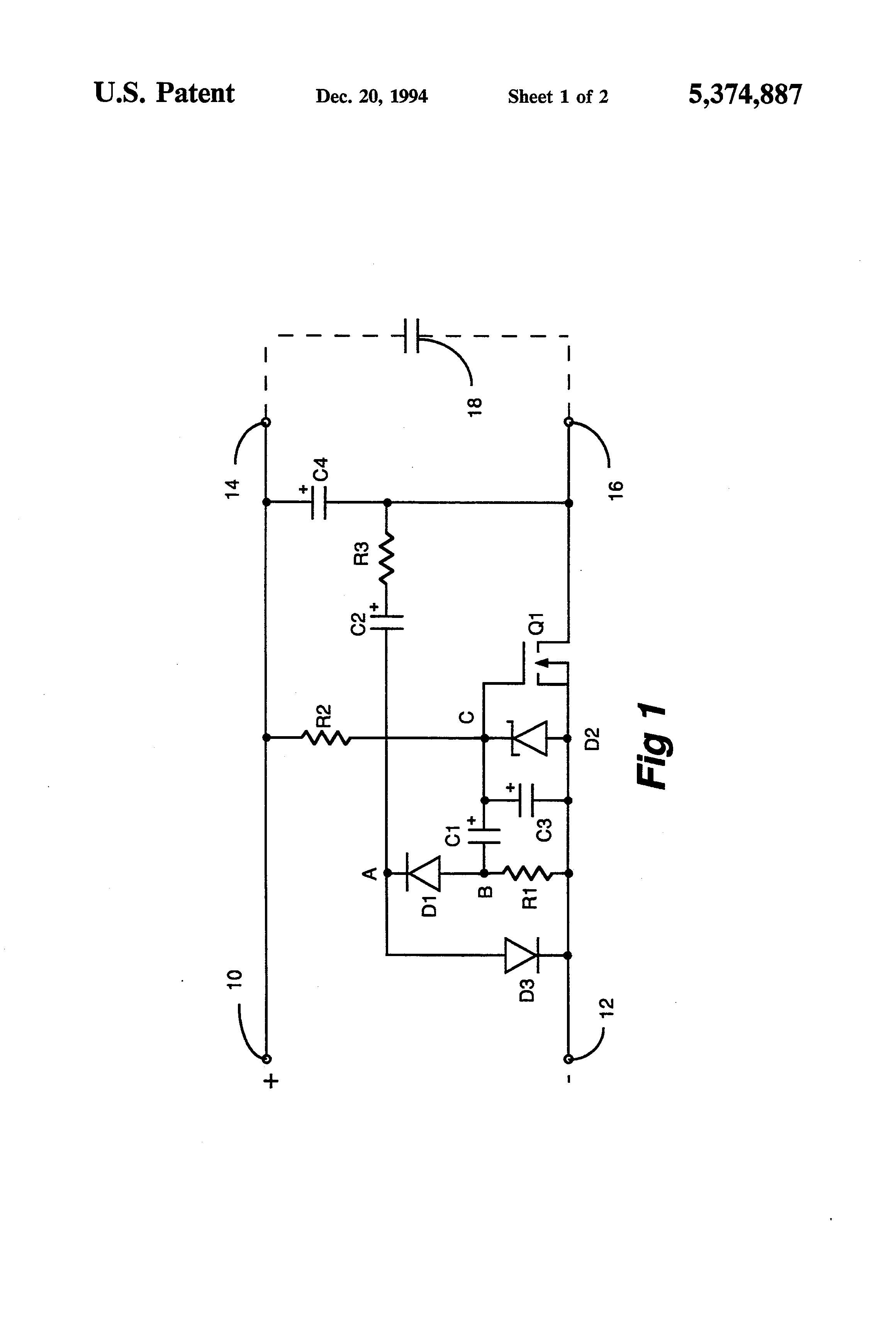 patent us5374887