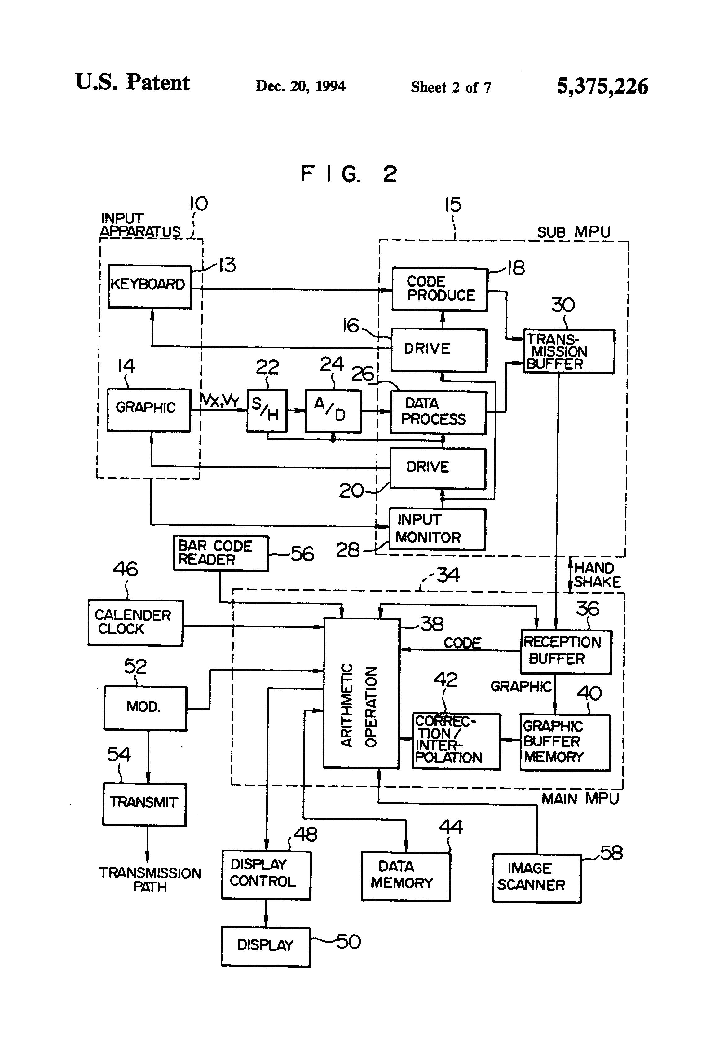 patent us5375226