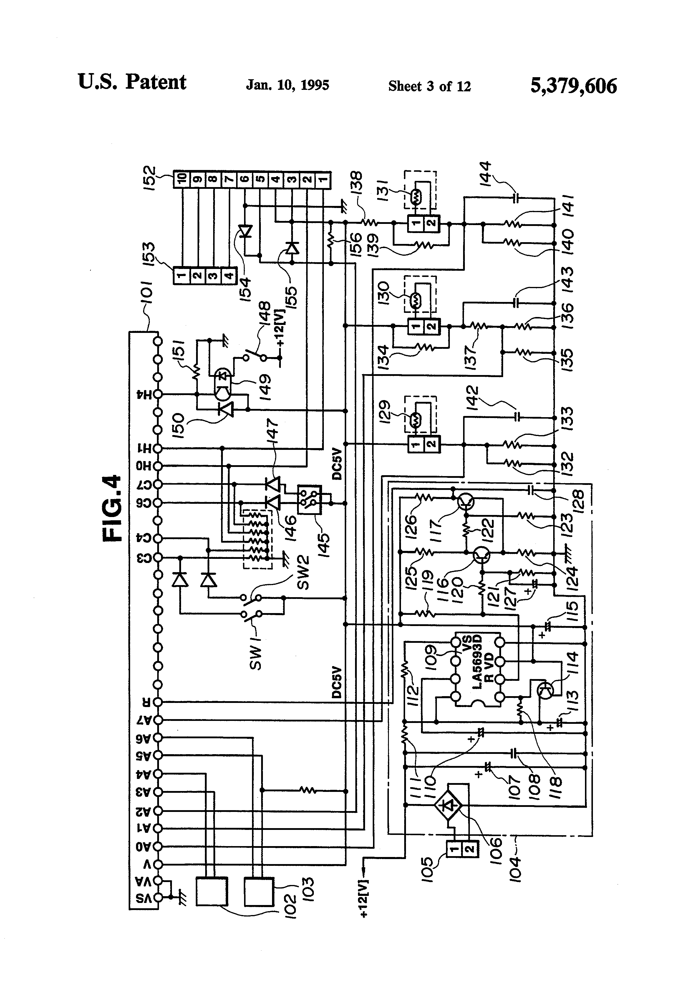 US5379606 3 patent us5379606 control device for an air conditioner google sigma s30 wiring diagram at soozxer.org
