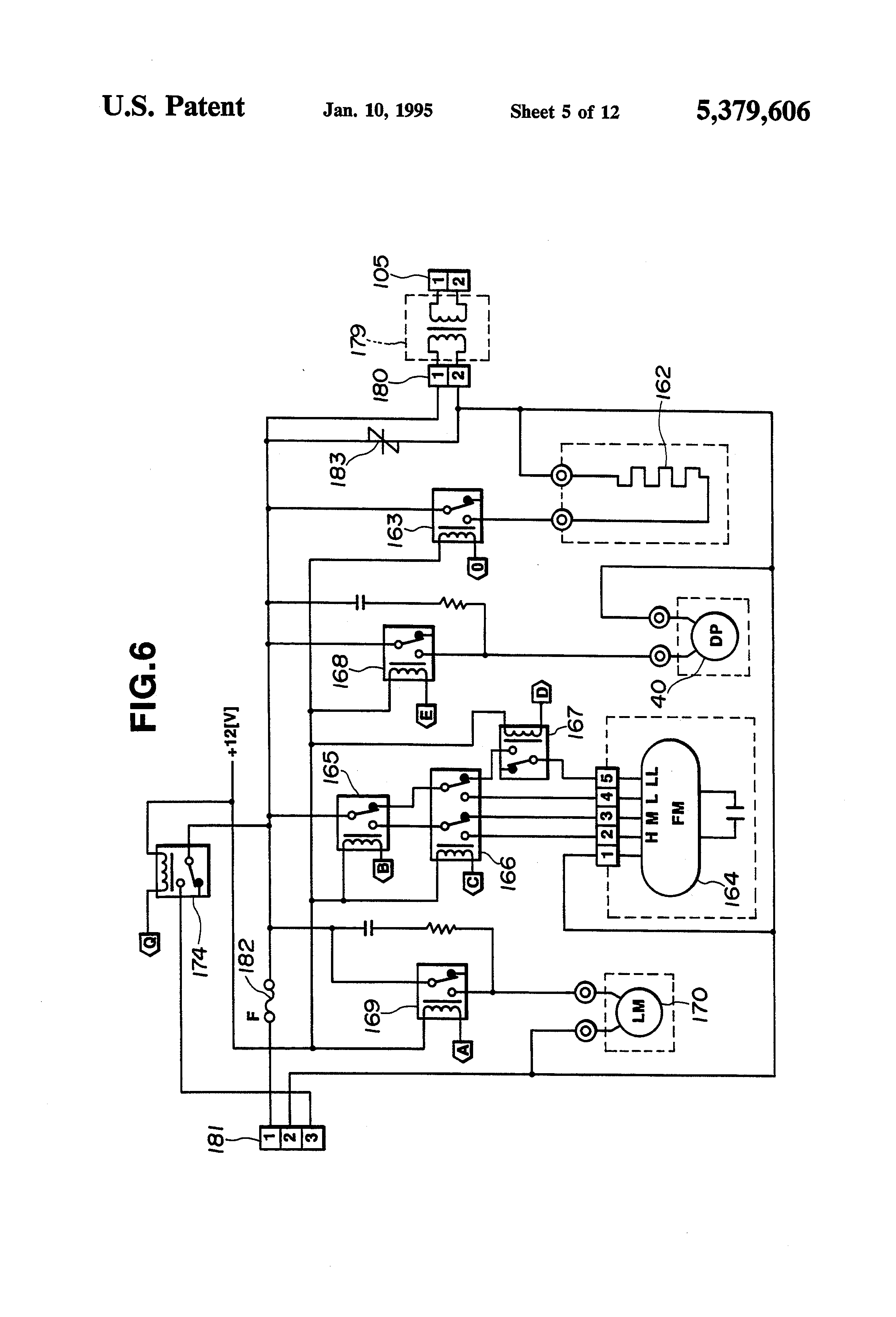 US5379606 5 patent us5379606 control device for an air conditioner google sigma s30 wiring diagram at soozxer.org