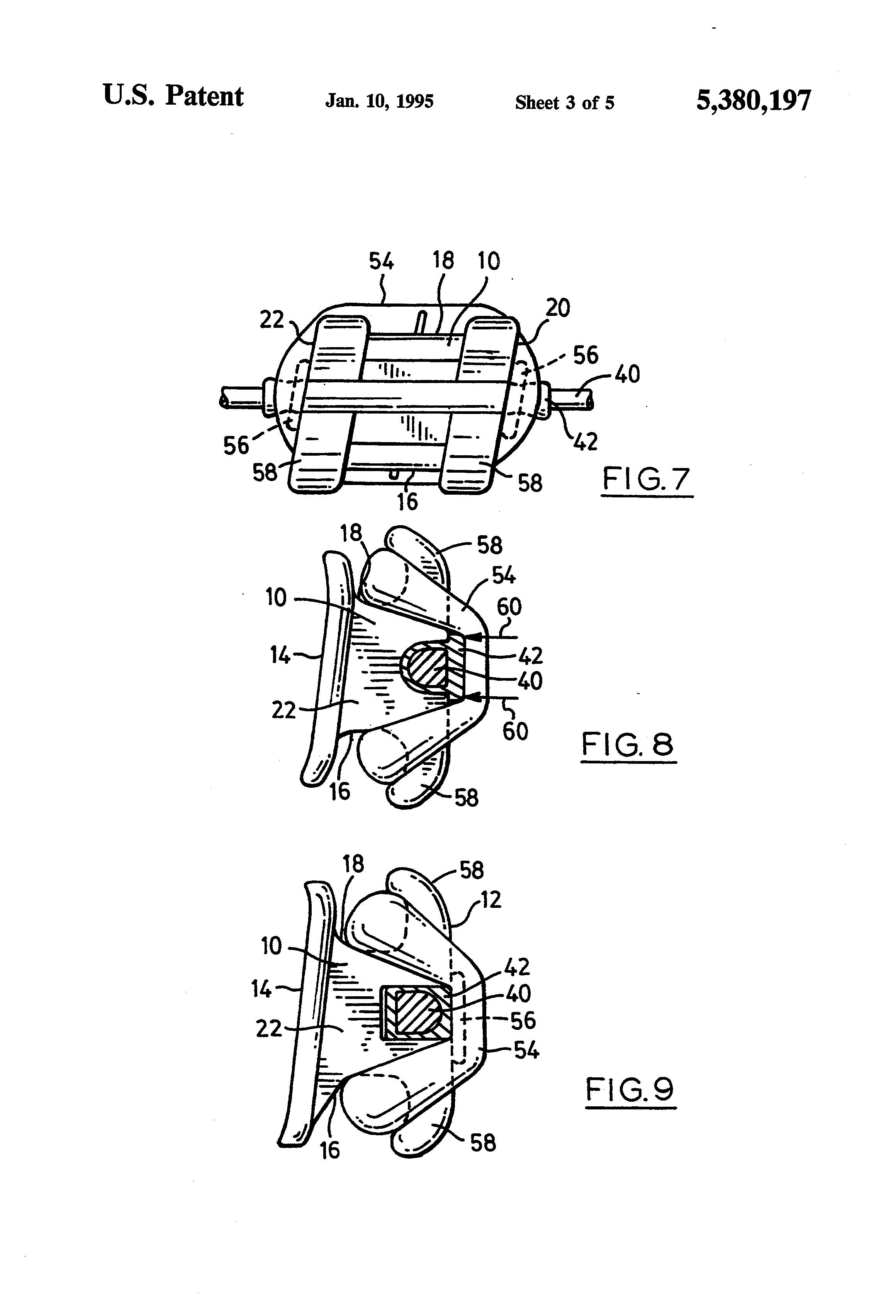 patent us5380197