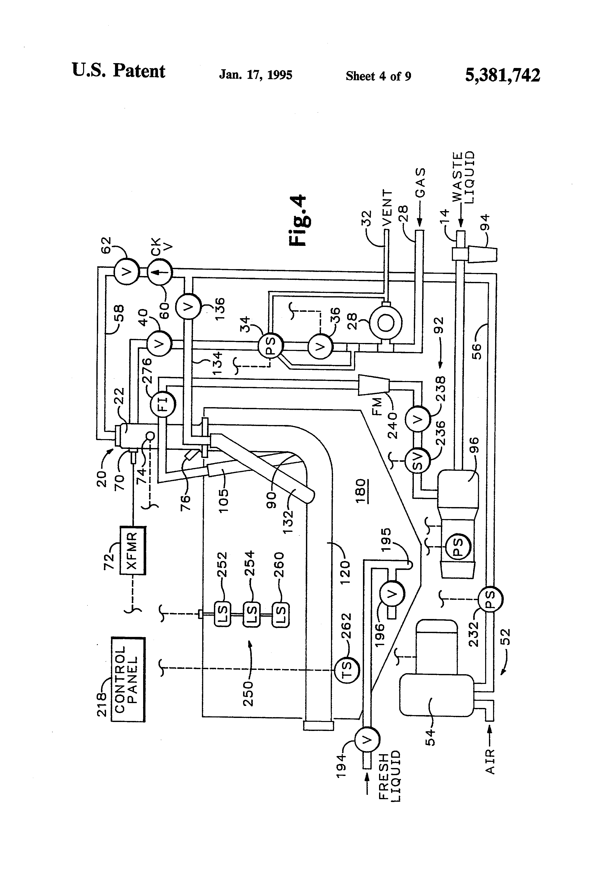 Patent US5381742 Waste liquid evaporator Google Patents – Landa Wiring Diagrams