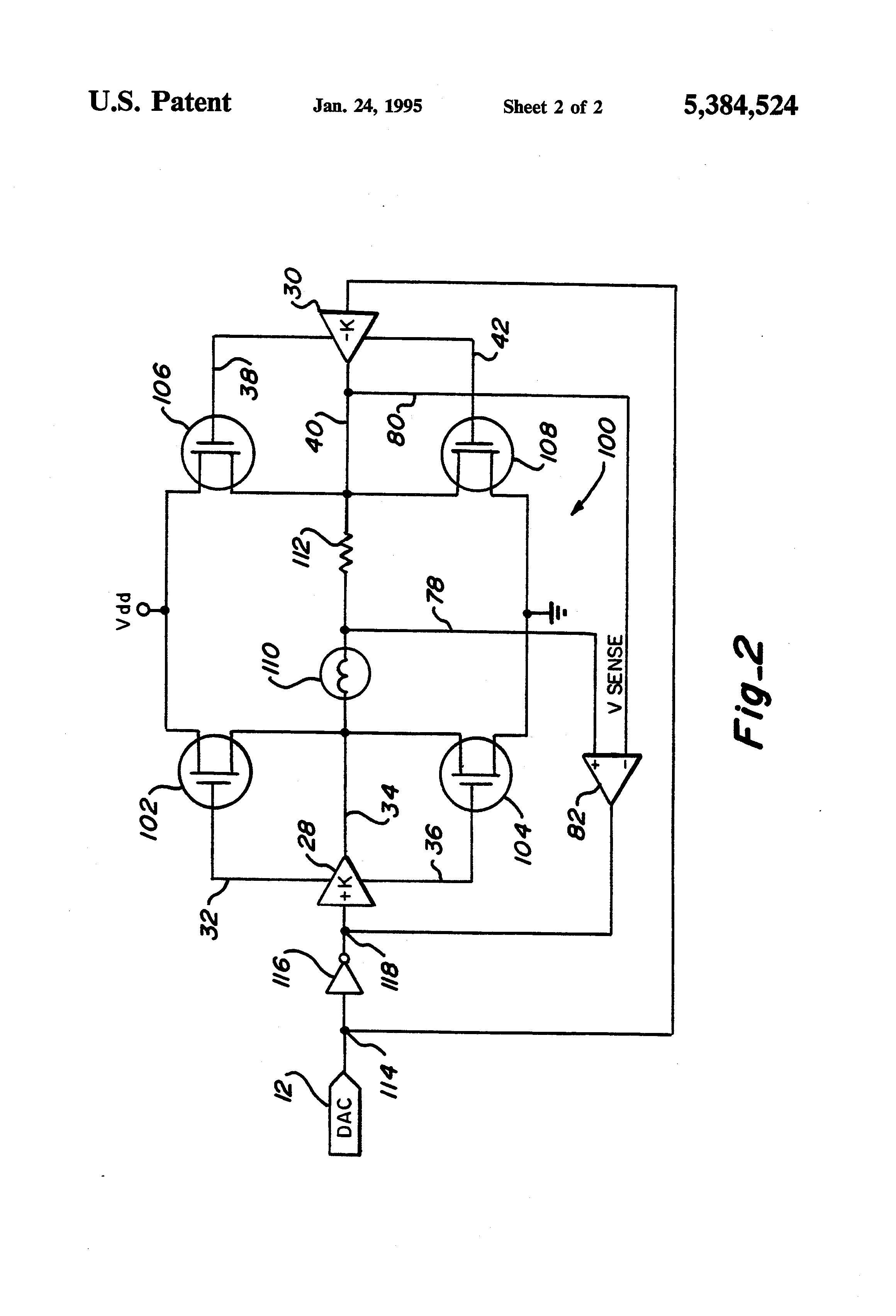 patent us5384524