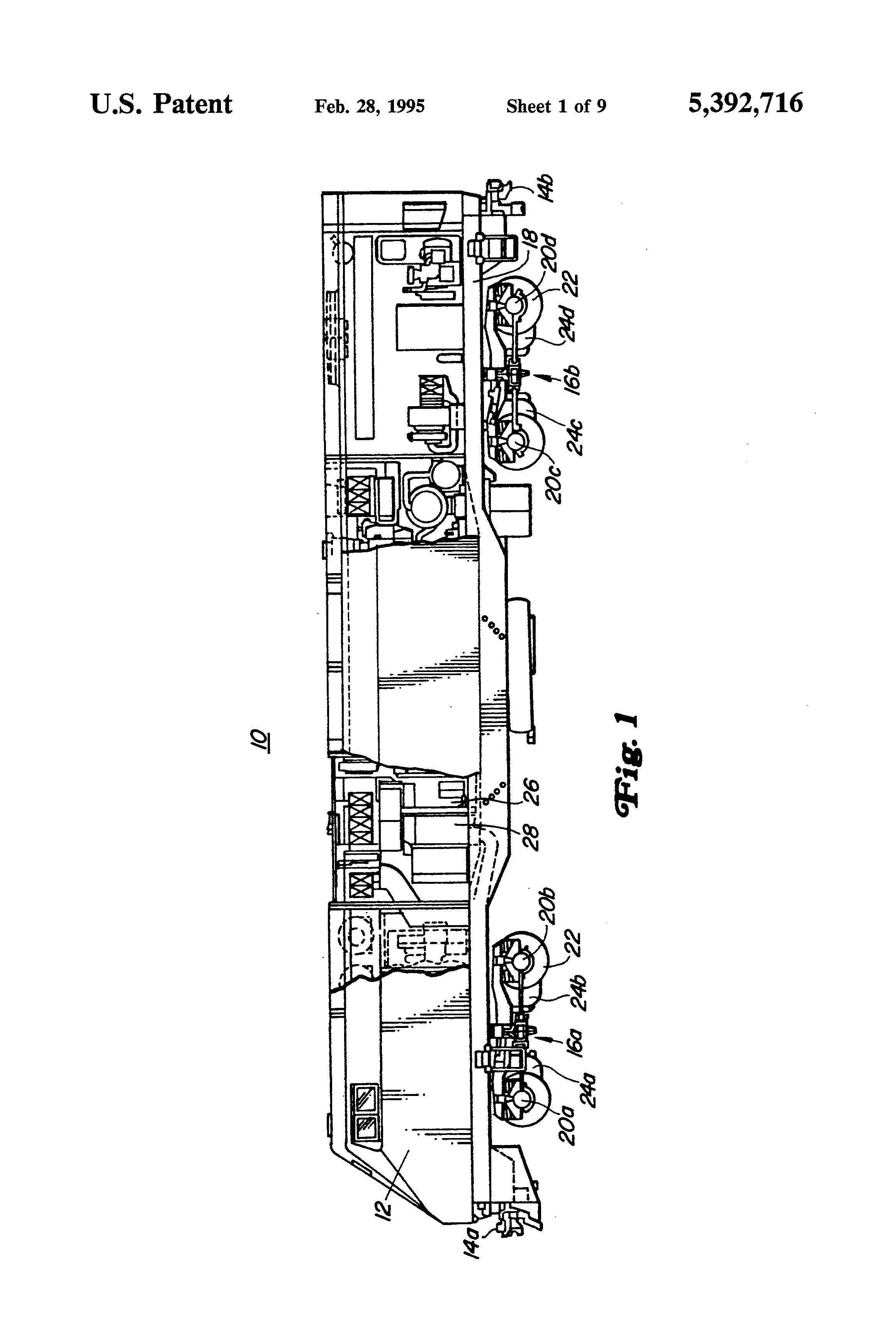 patent us5392716
