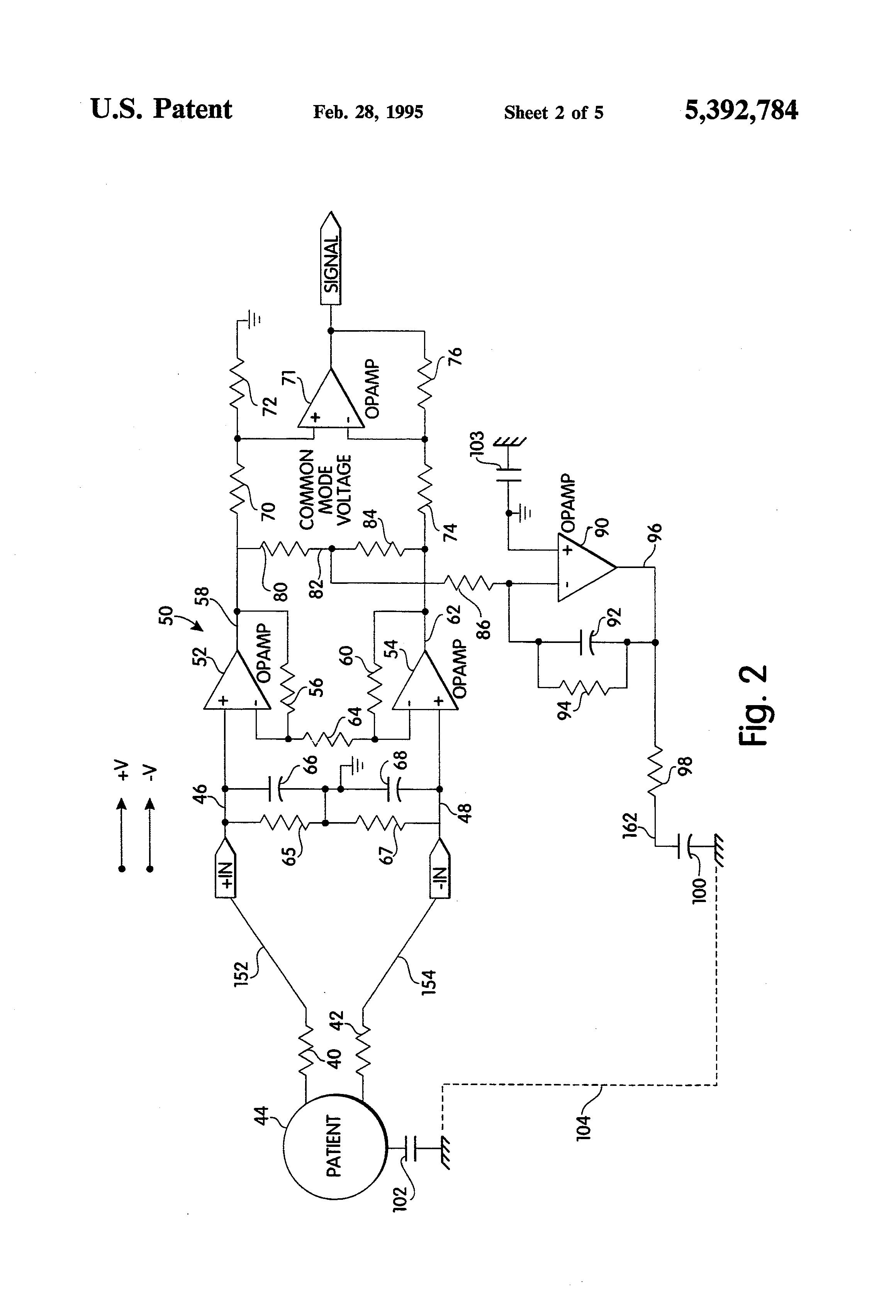 patent us5392784