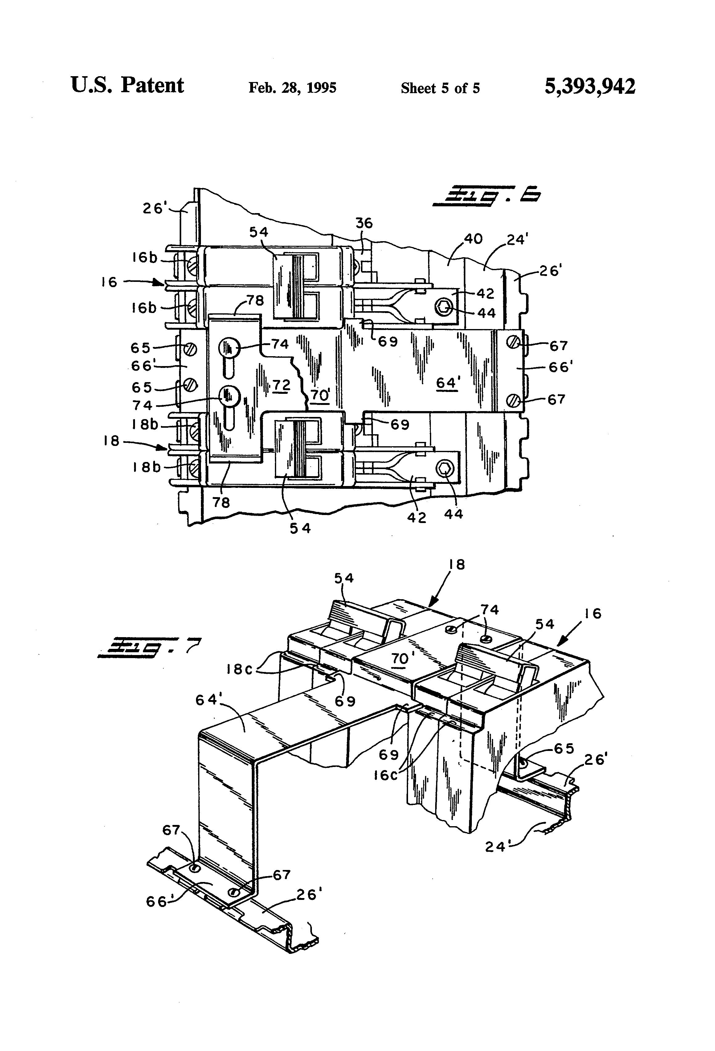 patent us5393942