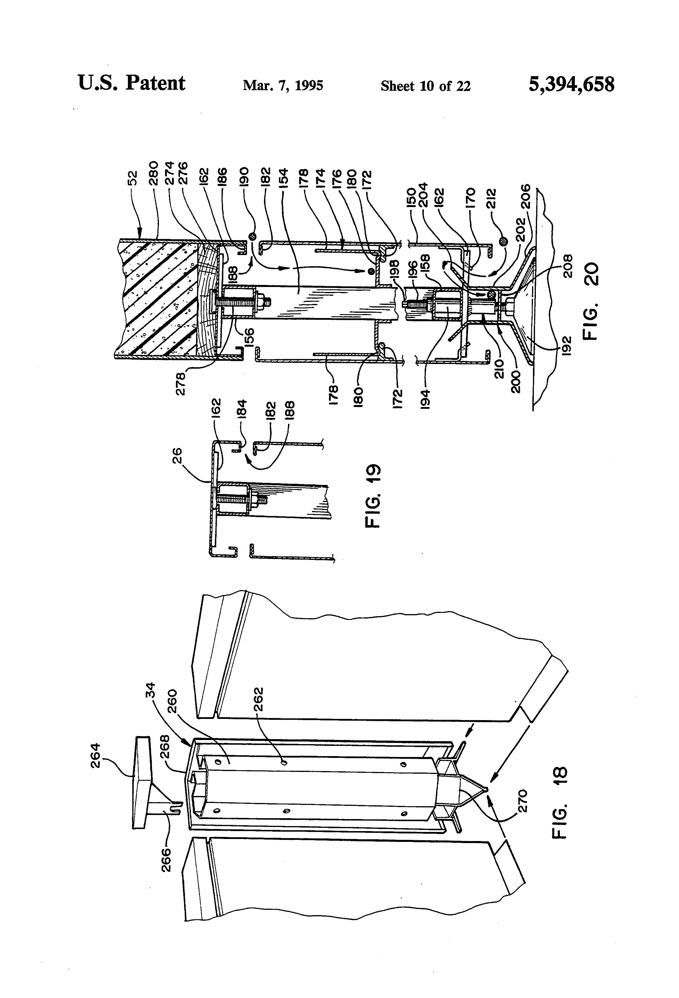patent us5394658