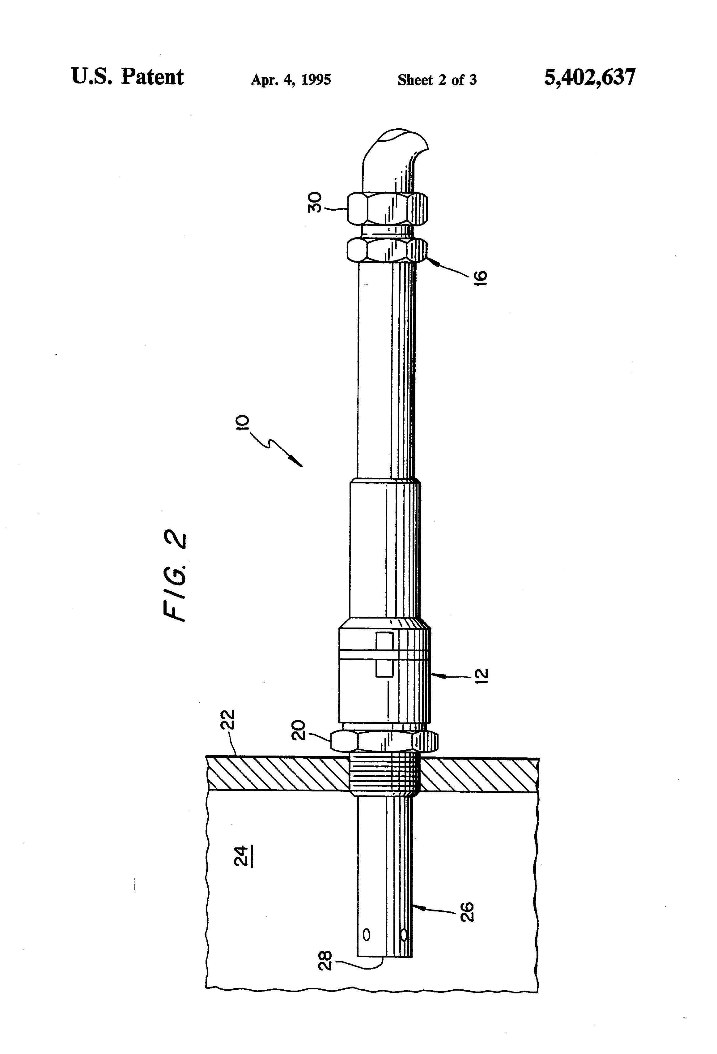 patent us5402637