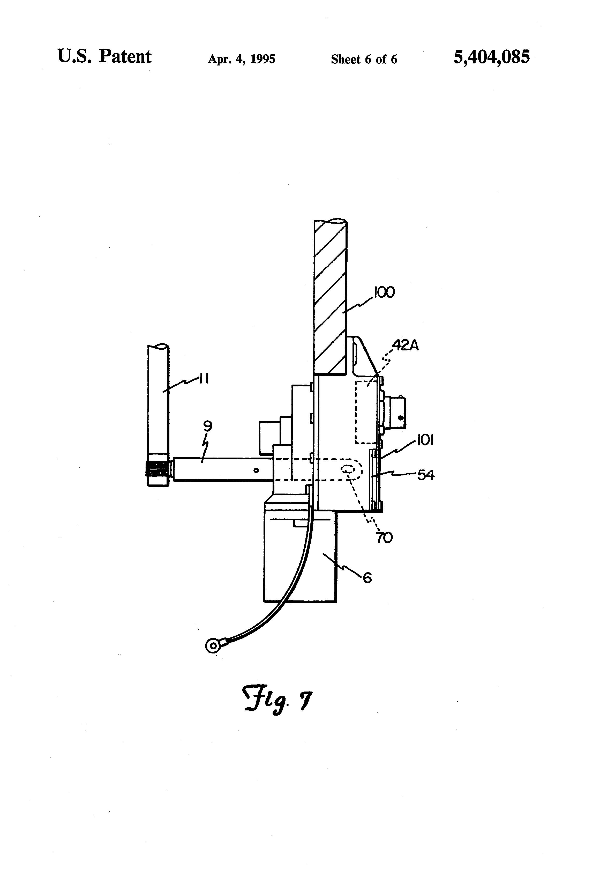 patent us5404085