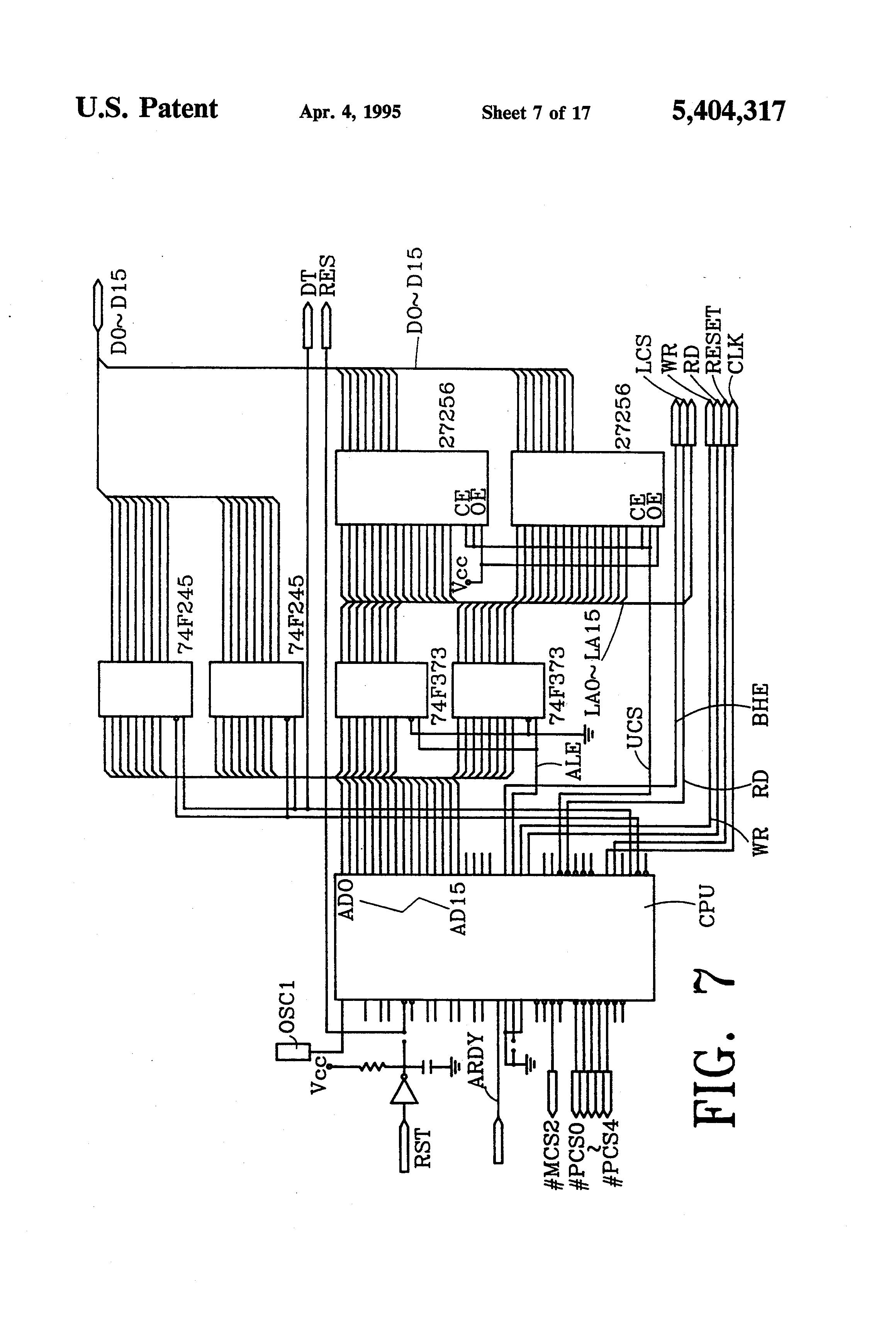 block diagram 27256  u2013 powerking co