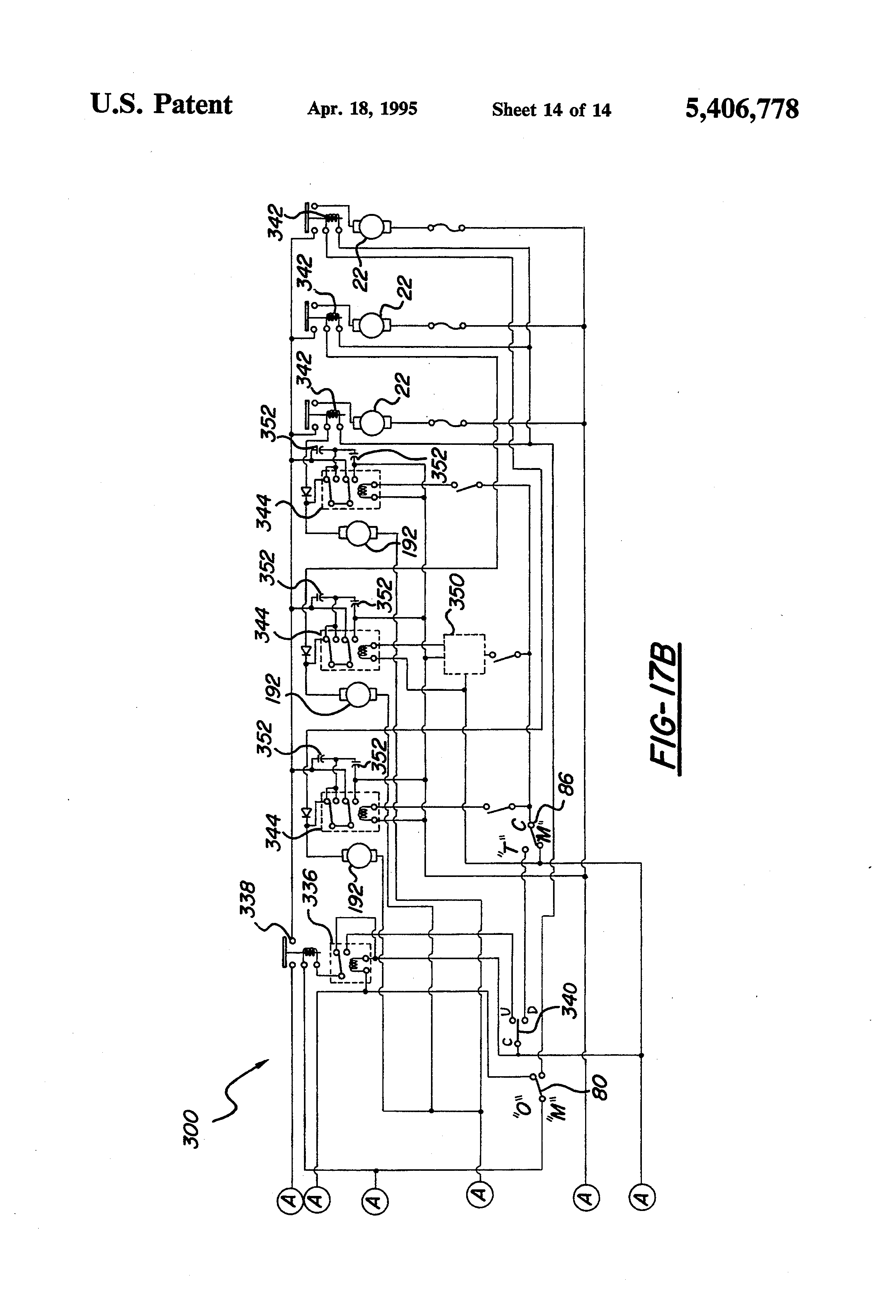 Patent Drawing  sc 1 st  Google : electric lawn mower wiring diagram - yogabreezes.com