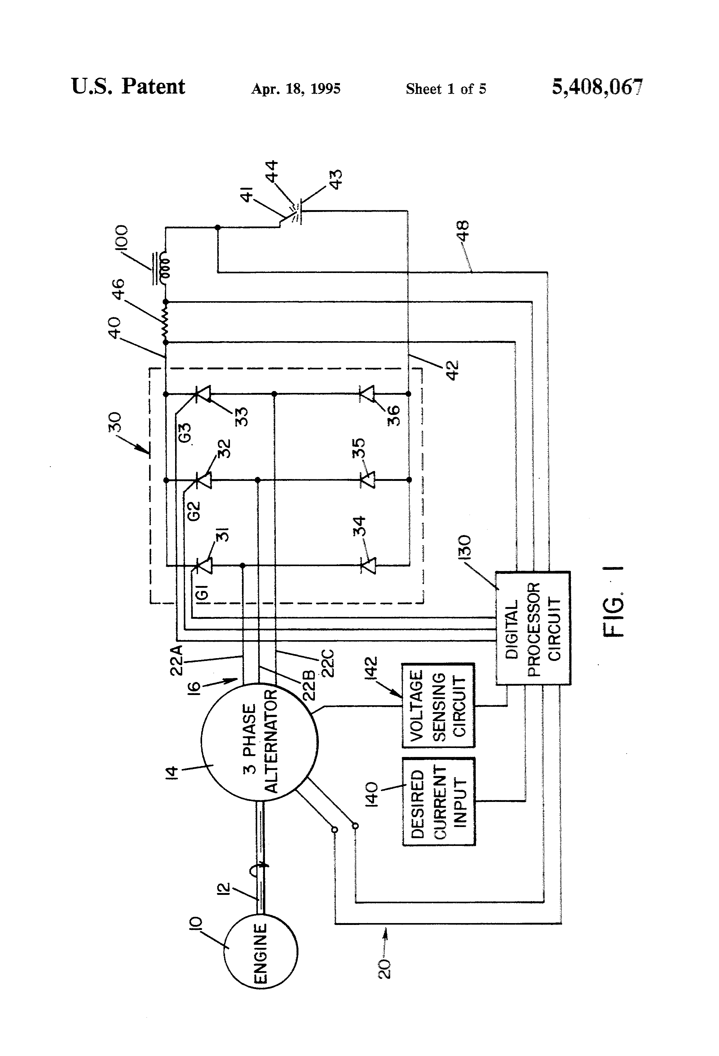 patent us5408067