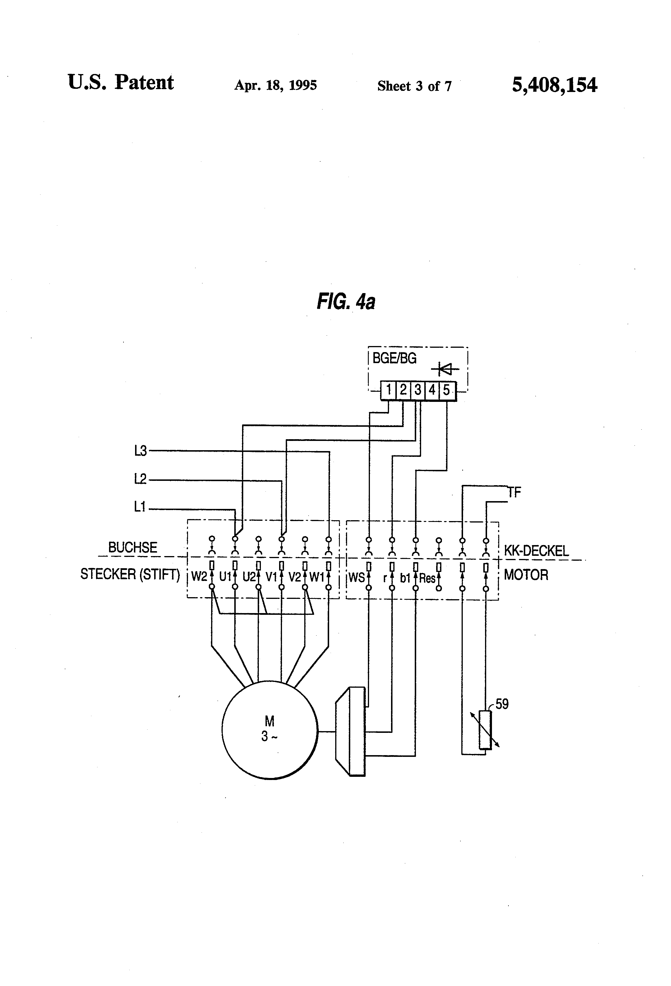 Ebm Papst Fan Wiring Diagram 28 Images Blower Us5408154 3 Patent Motor Connection Block Particularly For At