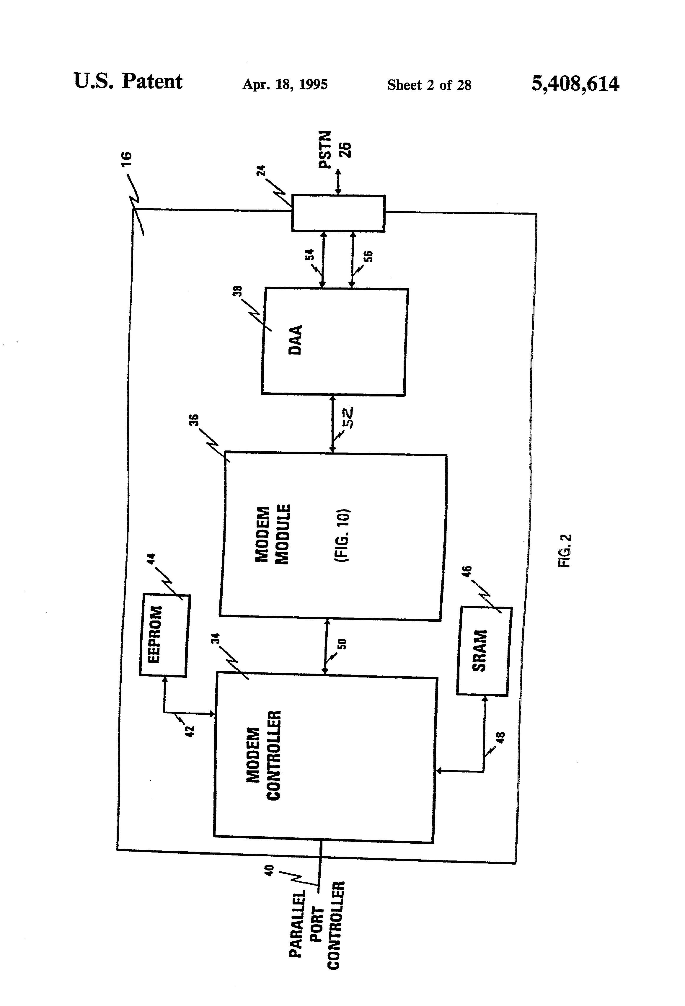 patent us5408614