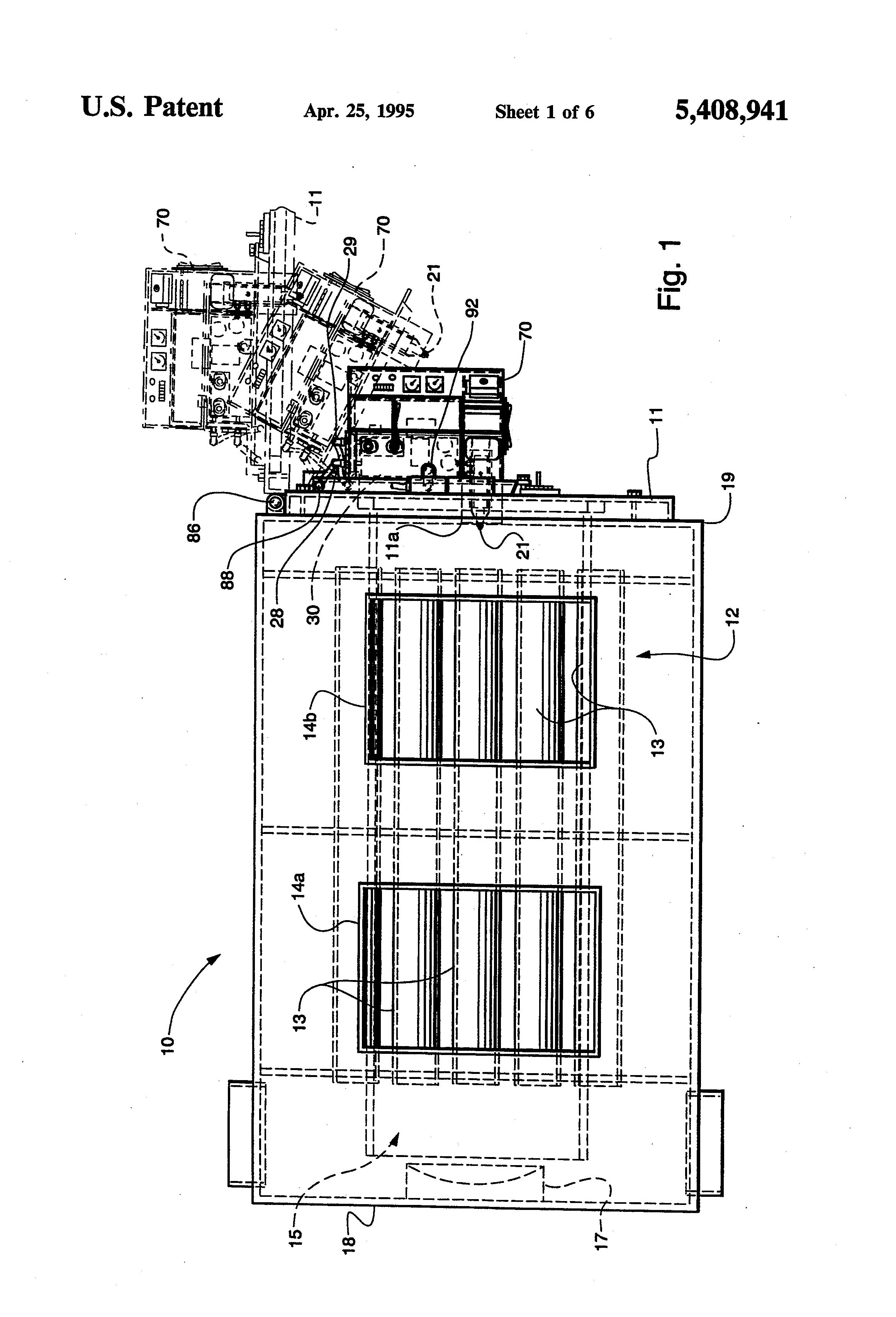 patent us5408941 - multi oil furnace service doors